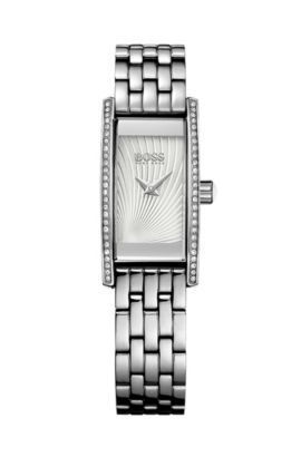 '1502384' | Stainless Steel Quartz Watch , Assorted-Pre-Pack