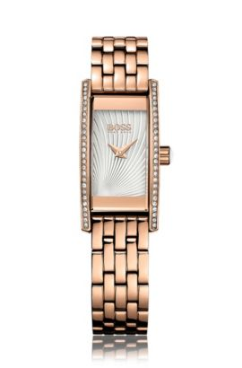 '1502386' | Rose-Gold Plated Quartz Watch , Assorted-Pre-Pack