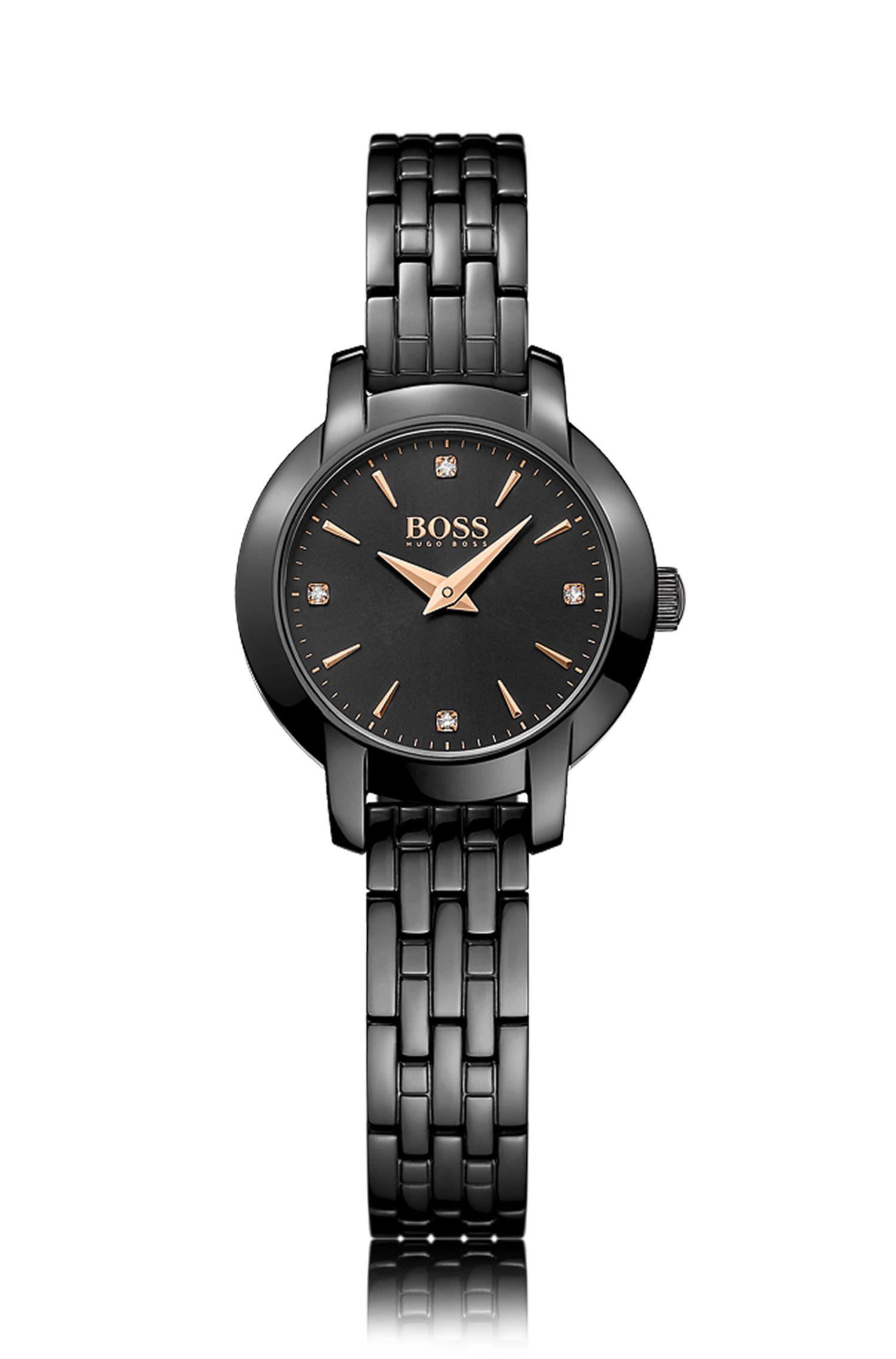 '1502387' | Stainless Steel Bracelet Quartz Watch