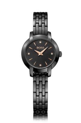 '1502387'   Stainless Steel Bracelet Quartz Watch, Assorted-Pre-Pack