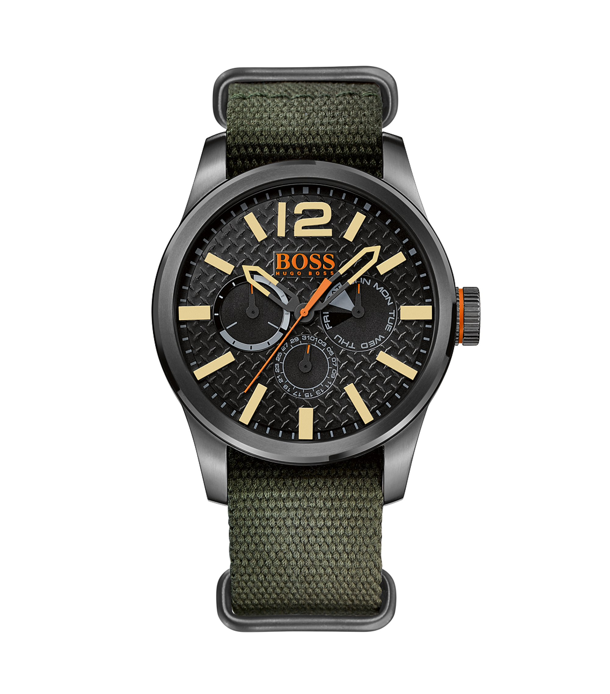 Nylon Strap Watch | 1513312, Assorted-Pre-Pack