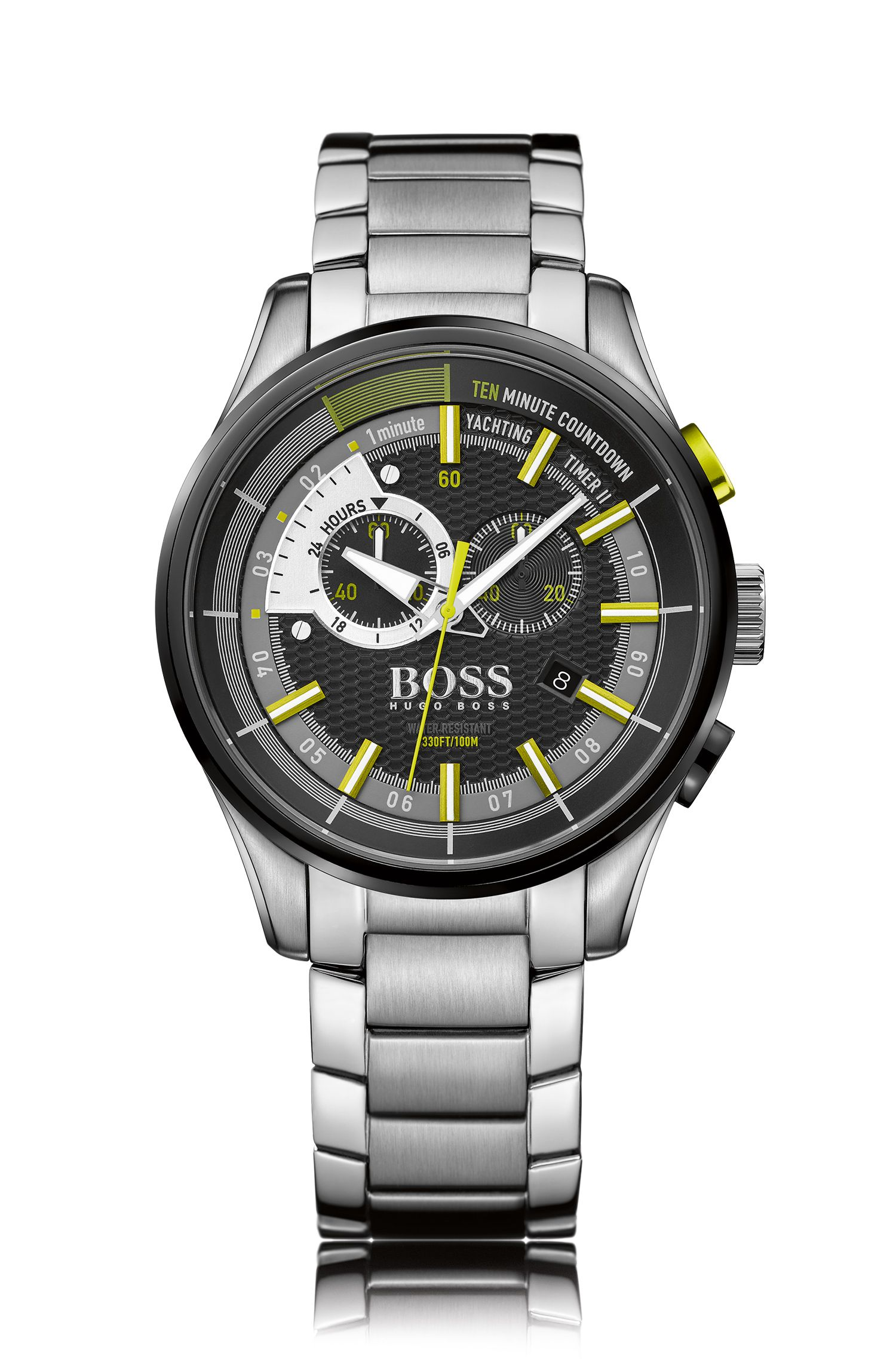 Hugo Boss Yachting Chronograph Stainless Steel Watch $299.97 @ Costco Canada Online