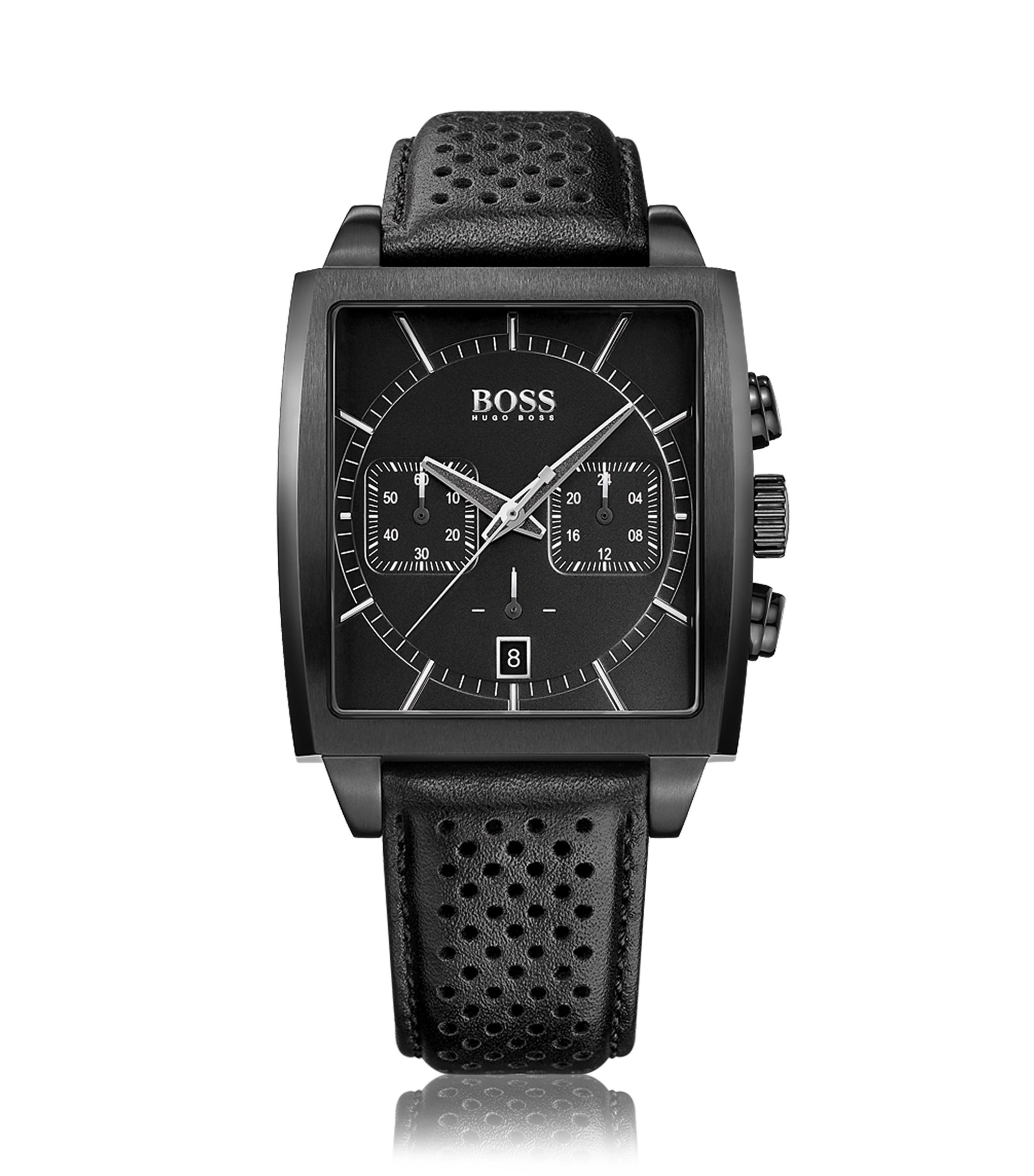 Leather Chronograph Watch | 1513357, Assorted-Pre-Pack