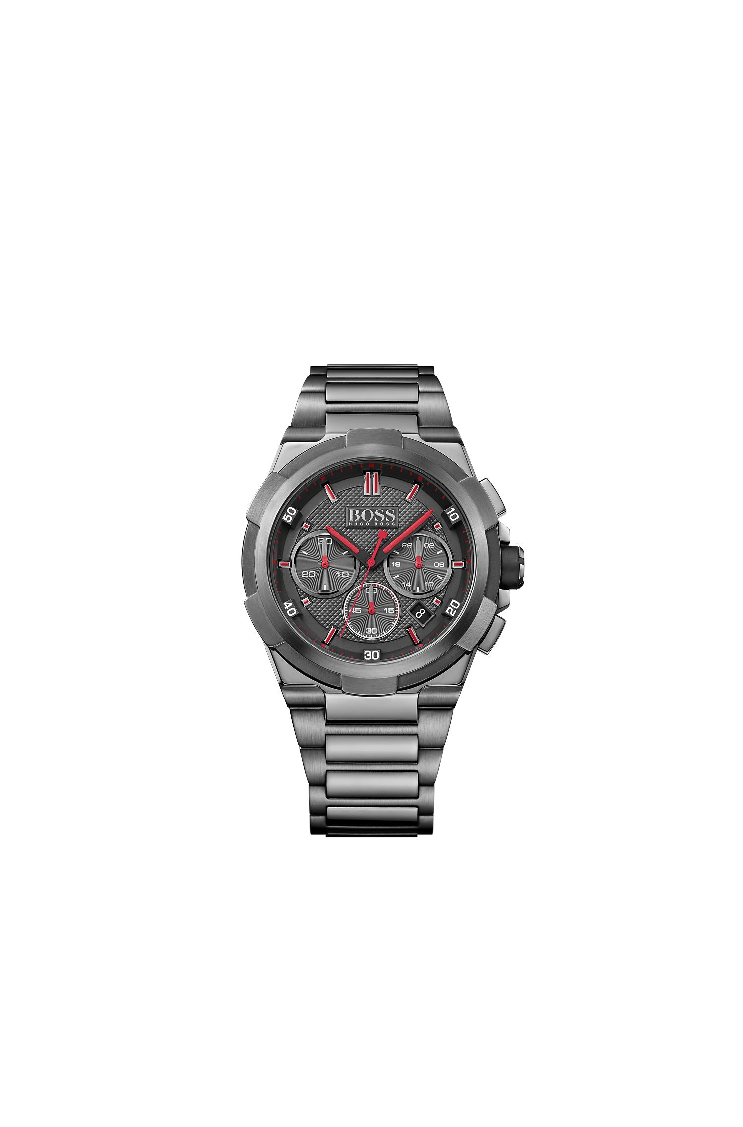 Chronograph Stainless Steel Quartz Watch | 1513361