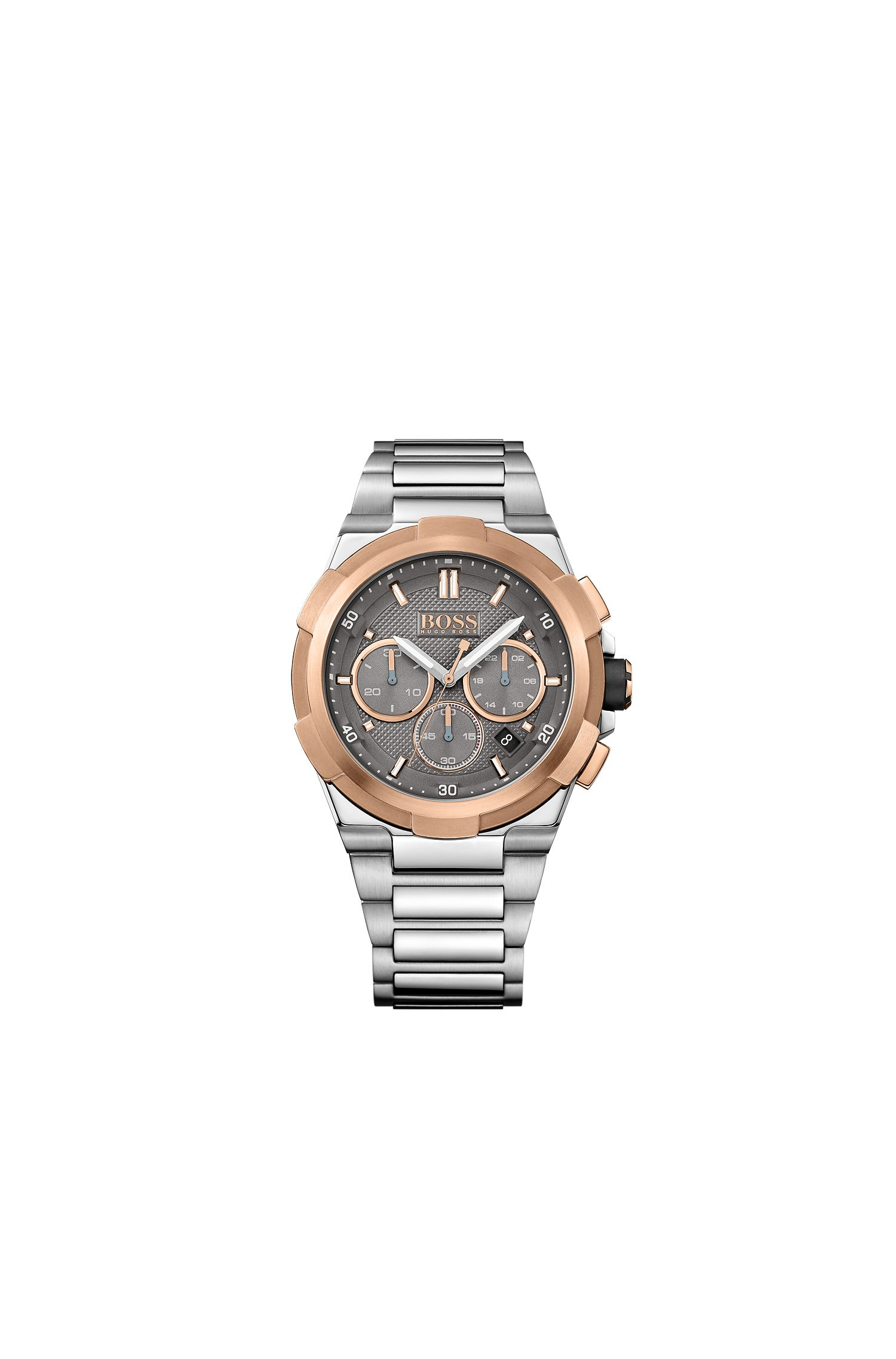 Chronograph Stainless Steel Quartz Watch | 1513362