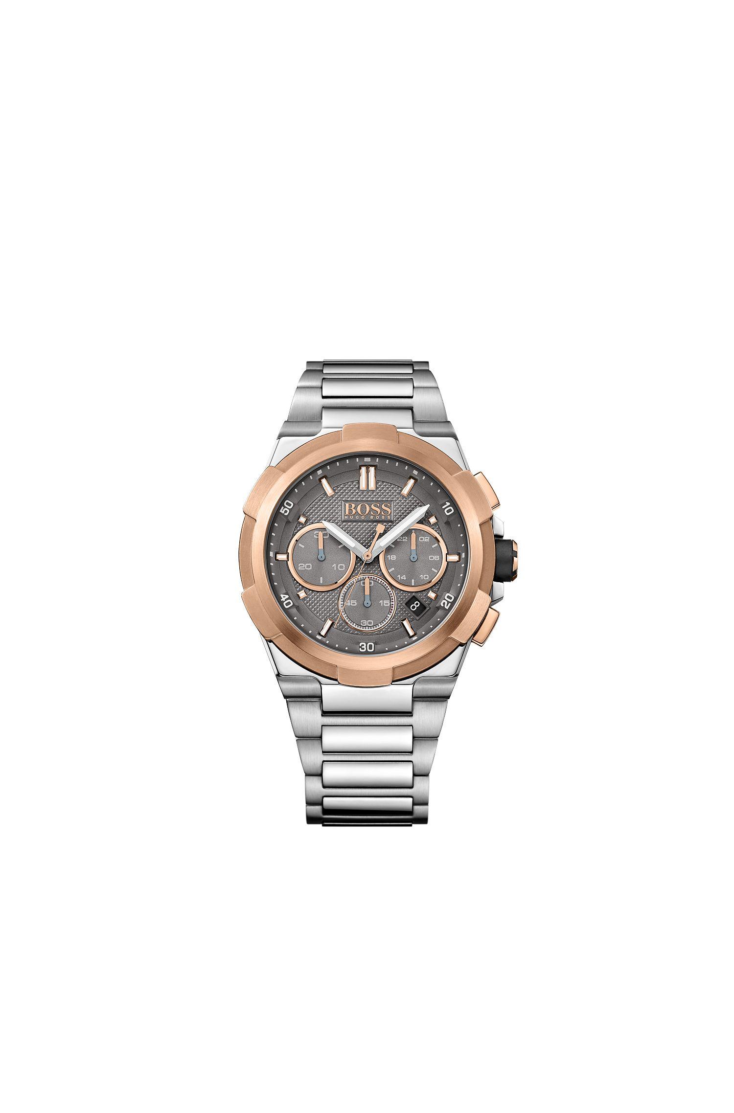 Chronograph Stainless Steel Quartz Watch | 1513362