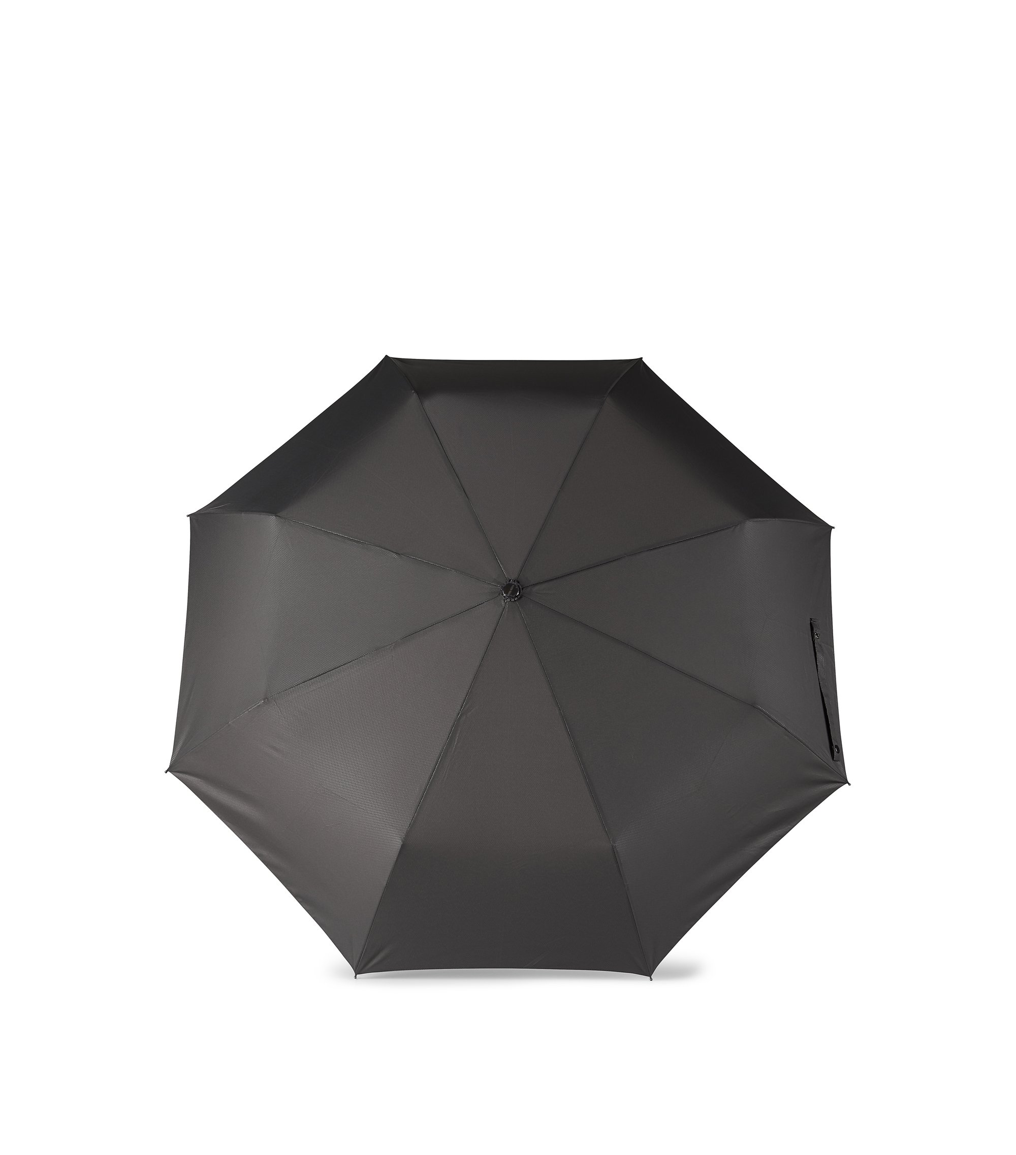 Aluminum Frame Patterned Pocket Umbrella | Umbrella New Loop Dark, Grey
