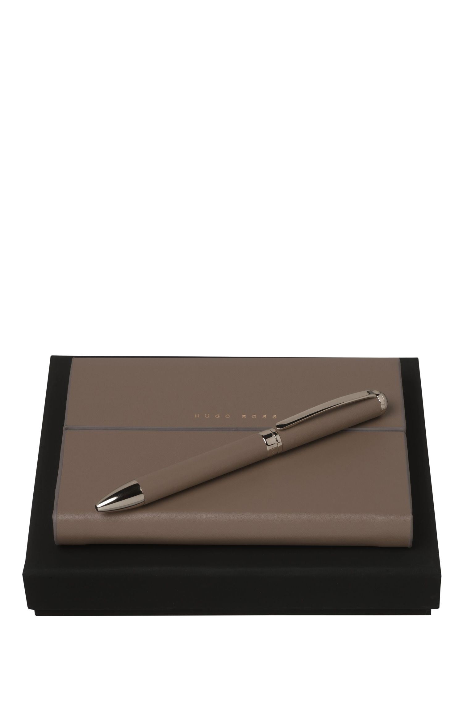 Verse Ballpoint Pen & Notebook Set | HPBM606Z, Assorted-Pre-Pack