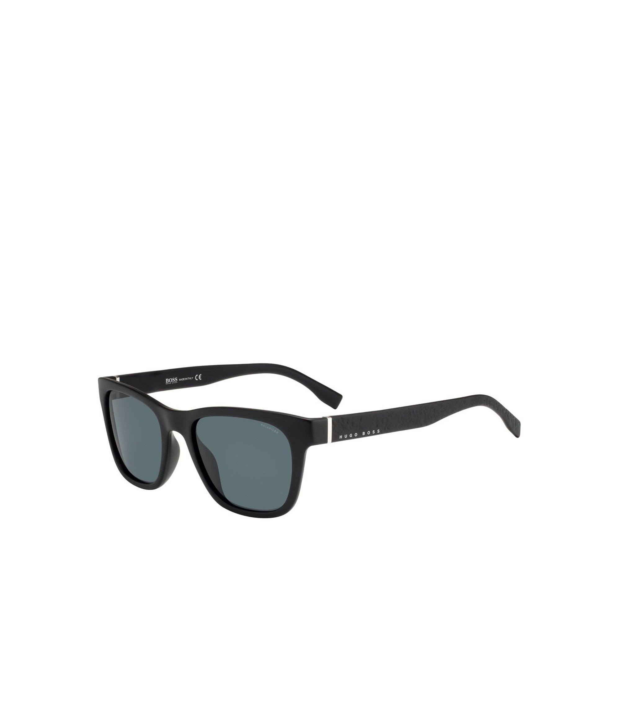 Black Lens Polarized Optyl Square Sunglasses | BOSS 0830S, Assorted-Pre-Pack