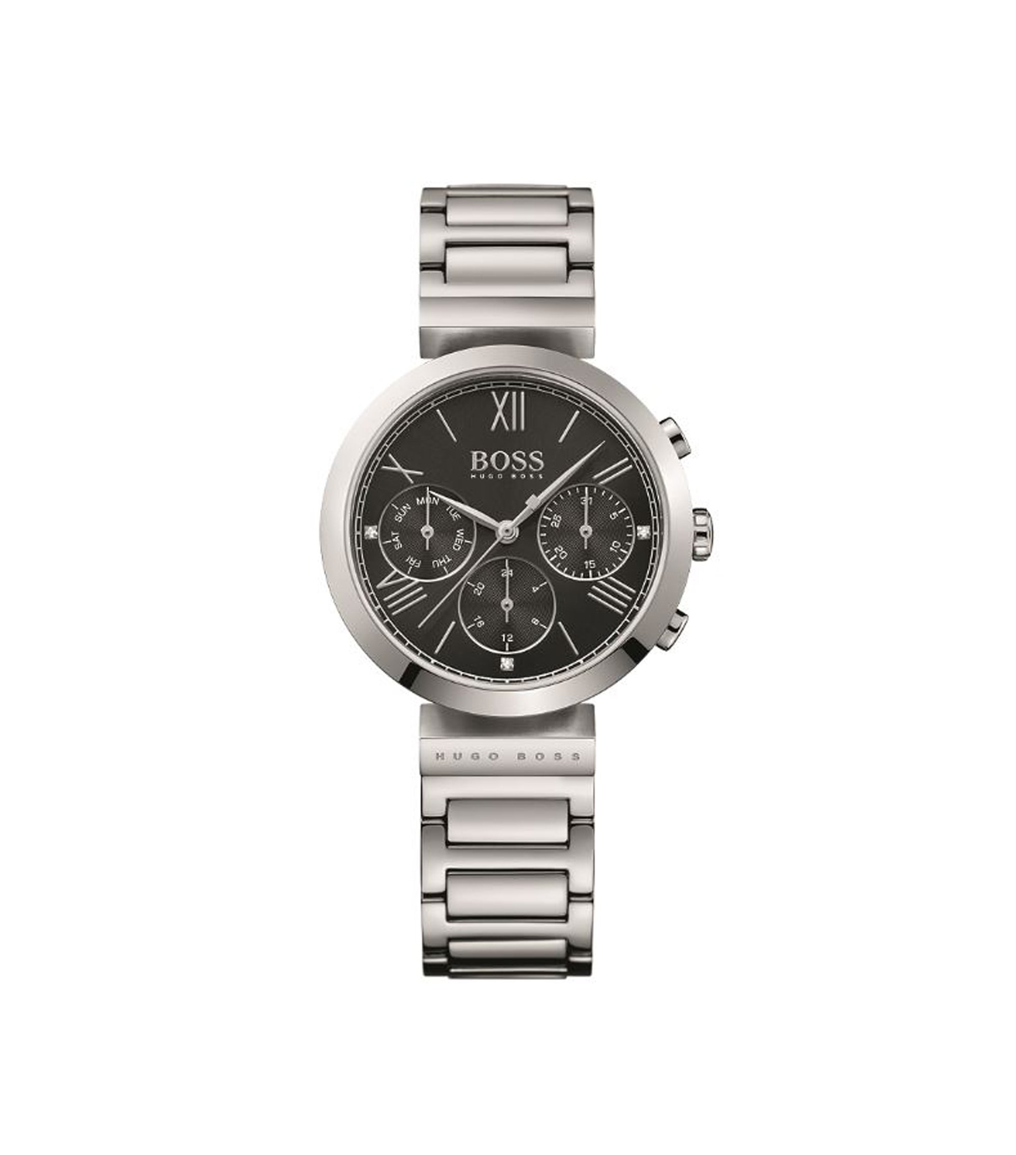 '1502398' | Stainless Steel Bracelet Strap , Assorted-Pre-Pack