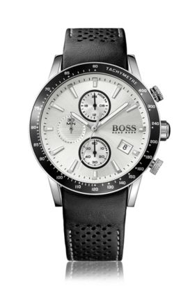 Rafale, Leather Chronograph Watch | 1513403, Assorted-Pre-Pack