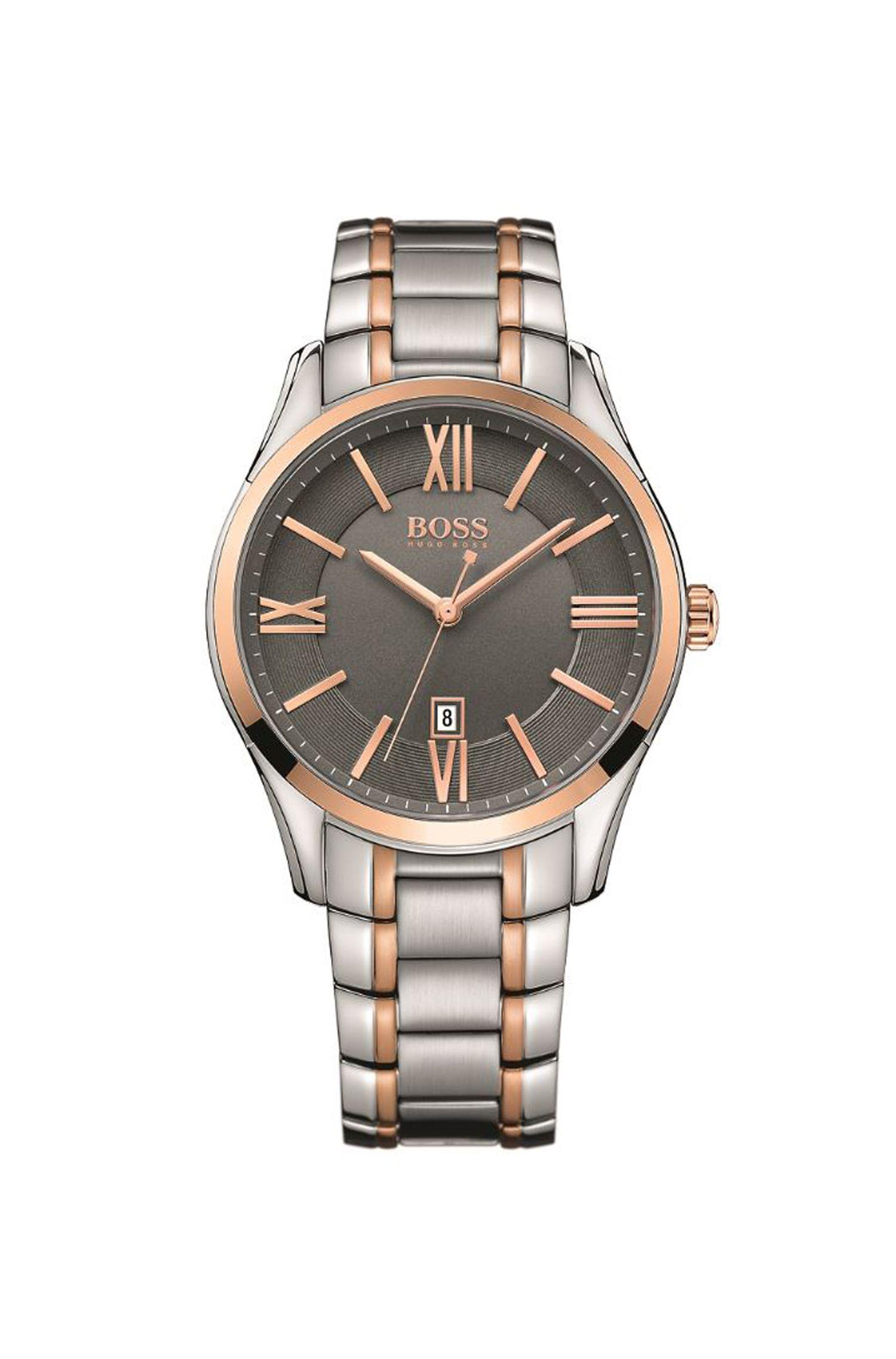 '1513388' | Stainless Steel Two-Tone Bracelet Watch