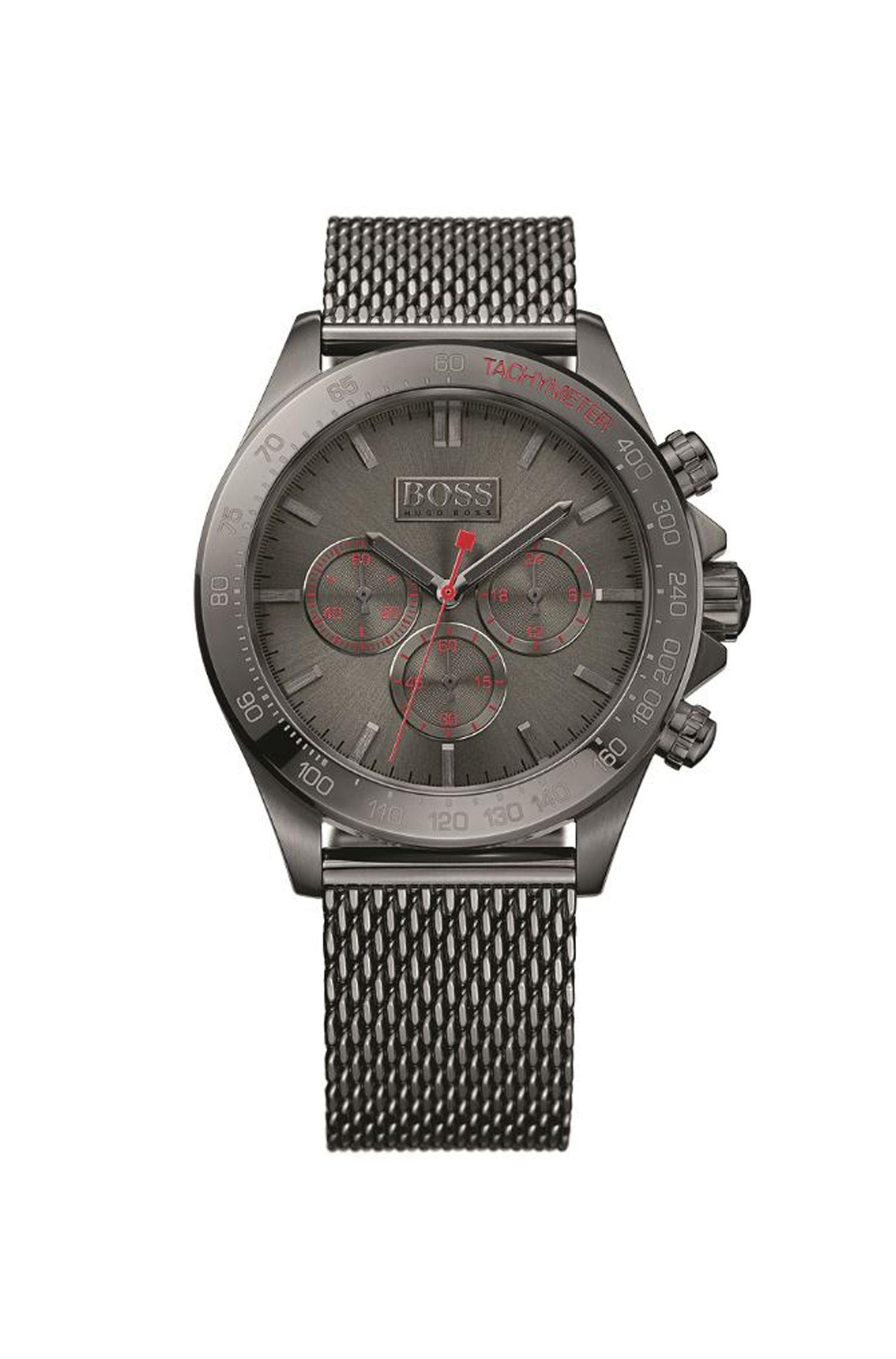 Ikon, Stainless Steel Chronograph Watch | 1513443