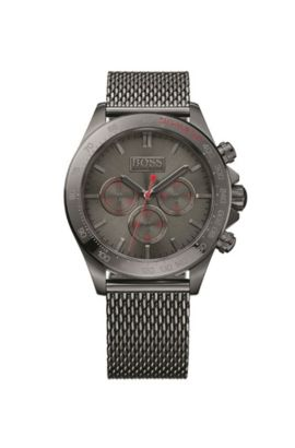 '1513443' | Chronograph Tachymeter Stainless Steel Strap Watch , Assorted-Pre-Pack