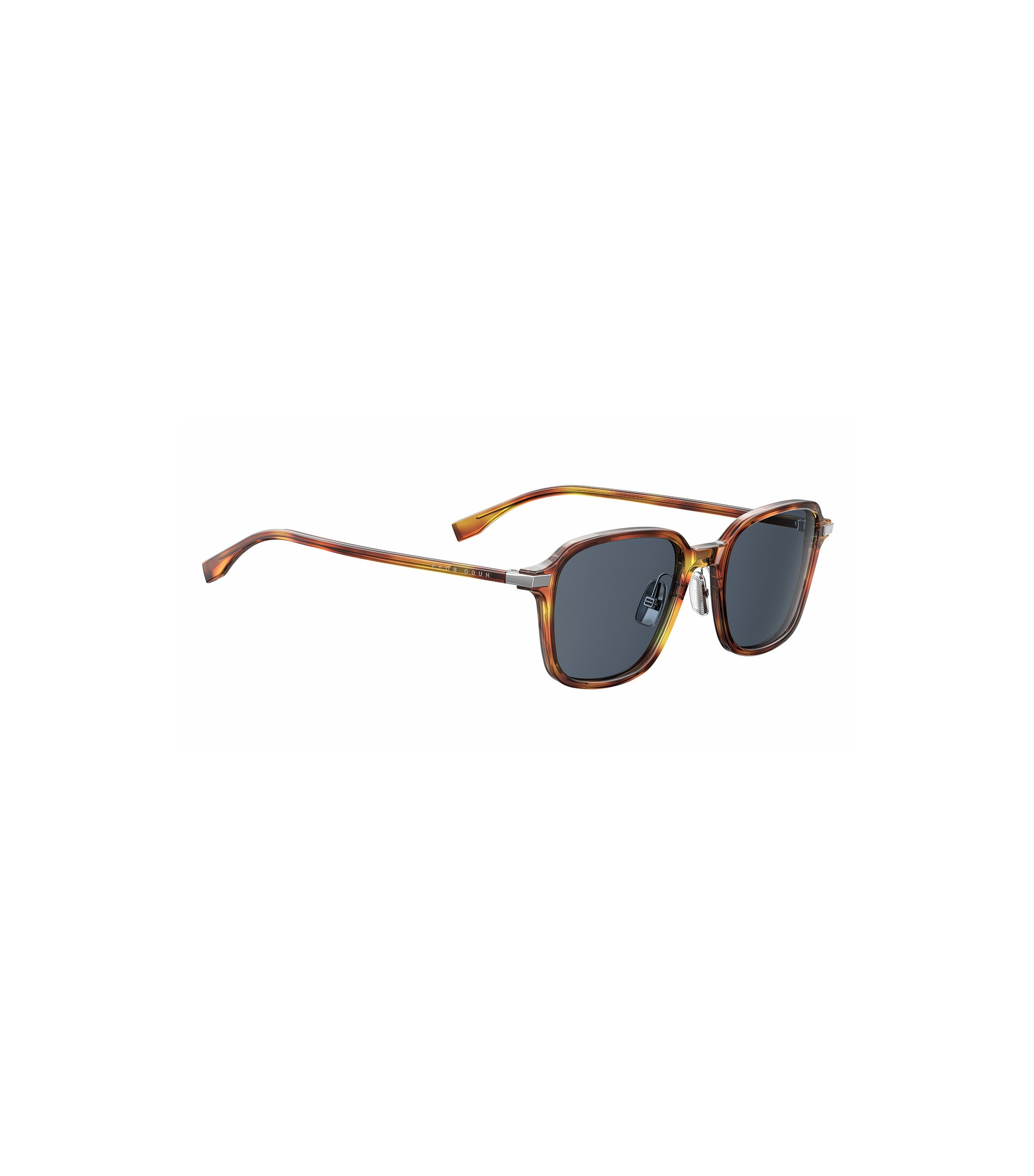 Black Lens Havana Square Sunglasses | BOSS 0909S, Assorted-Pre-Pack
