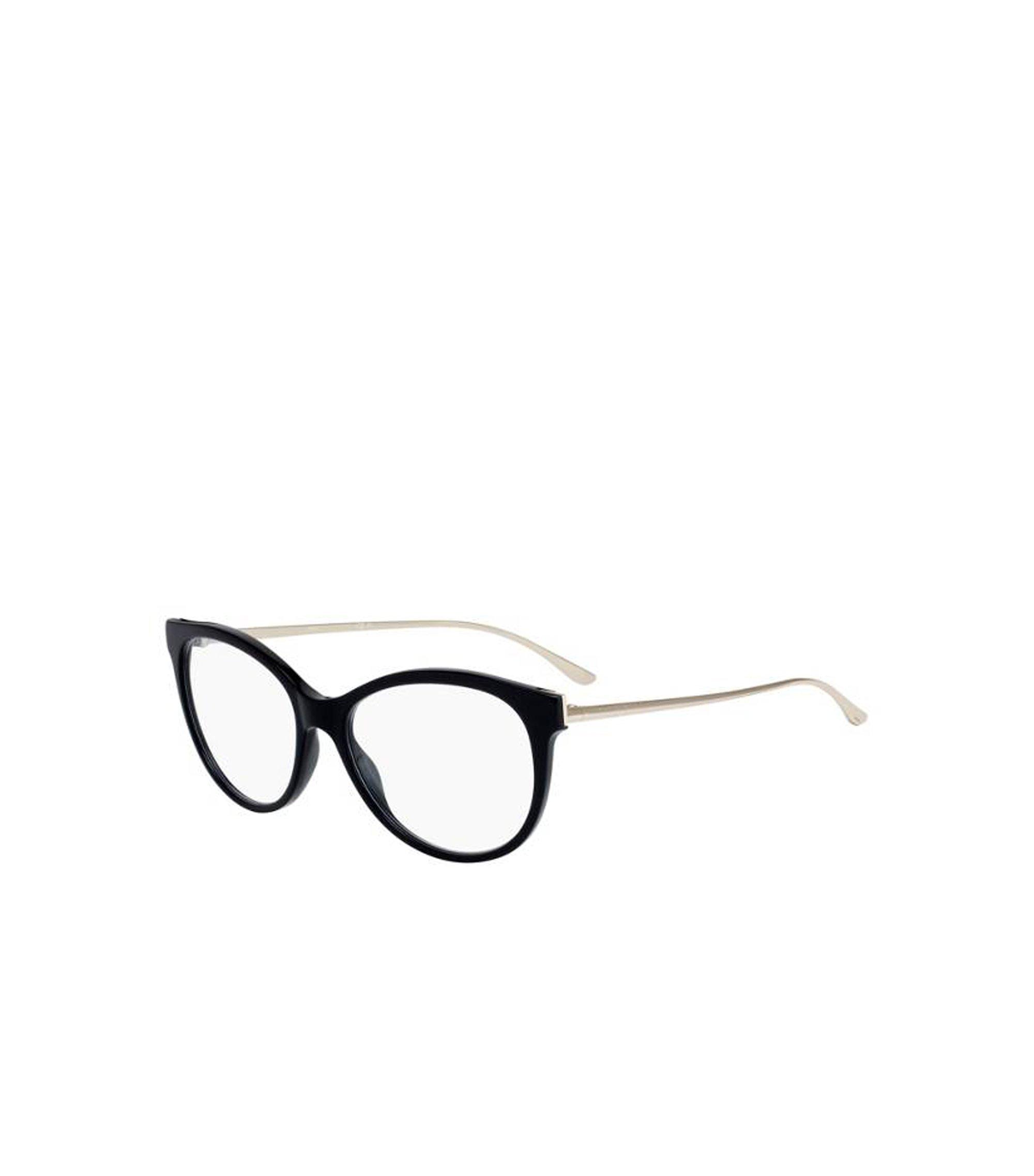 Black Acetate Cat-Eye Optical Frames | BOSS 0894 RHP, Assorted-Pre-Pack