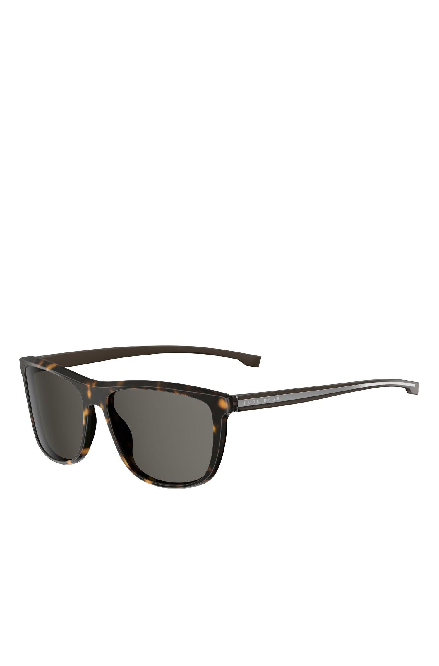 Black Lens Top Bar Sunglasses | BOSS 0874S