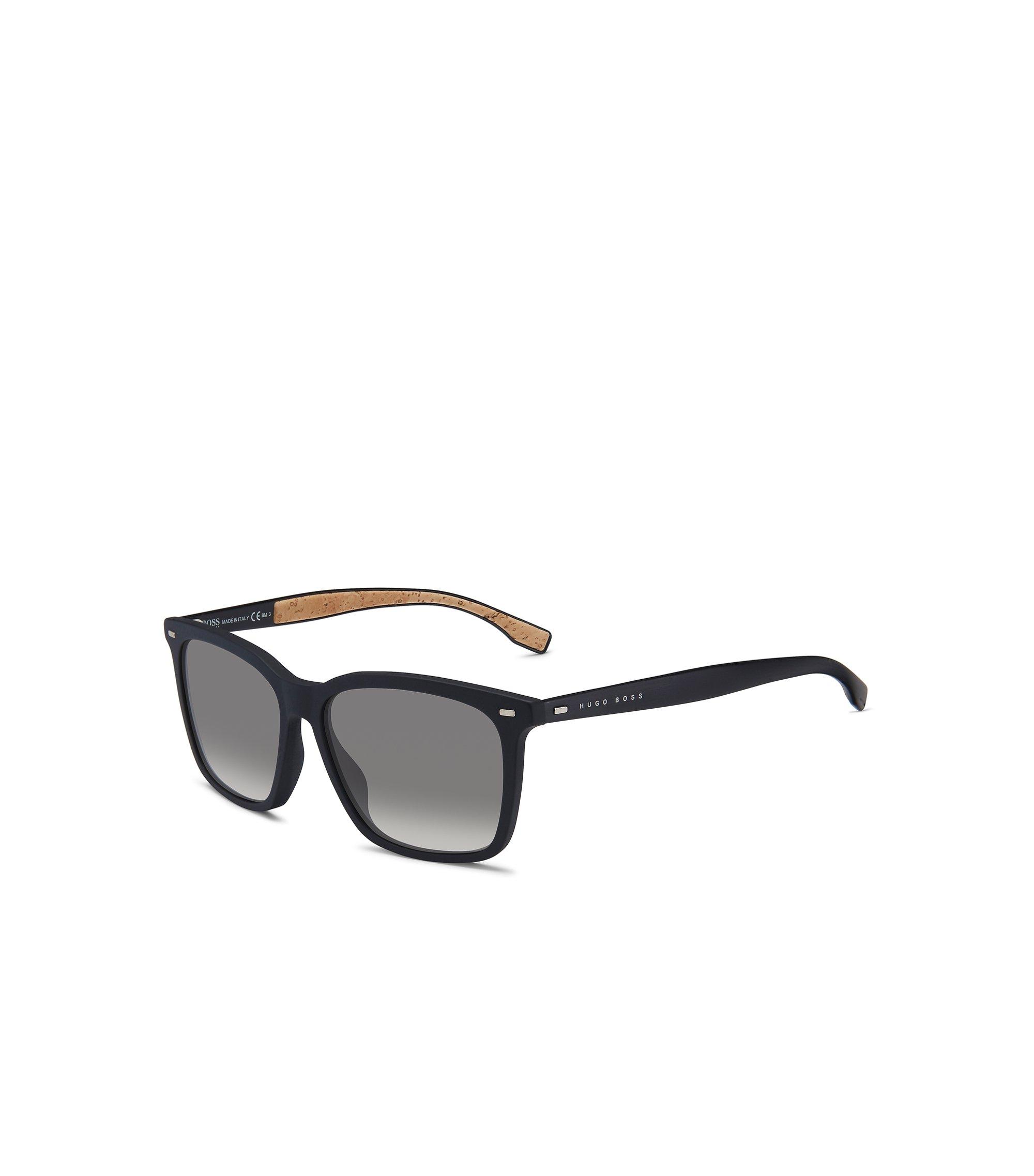 Black Acetate Rectangular Sunglasses | BOSS 0883S, Assorted-Pre-Pack