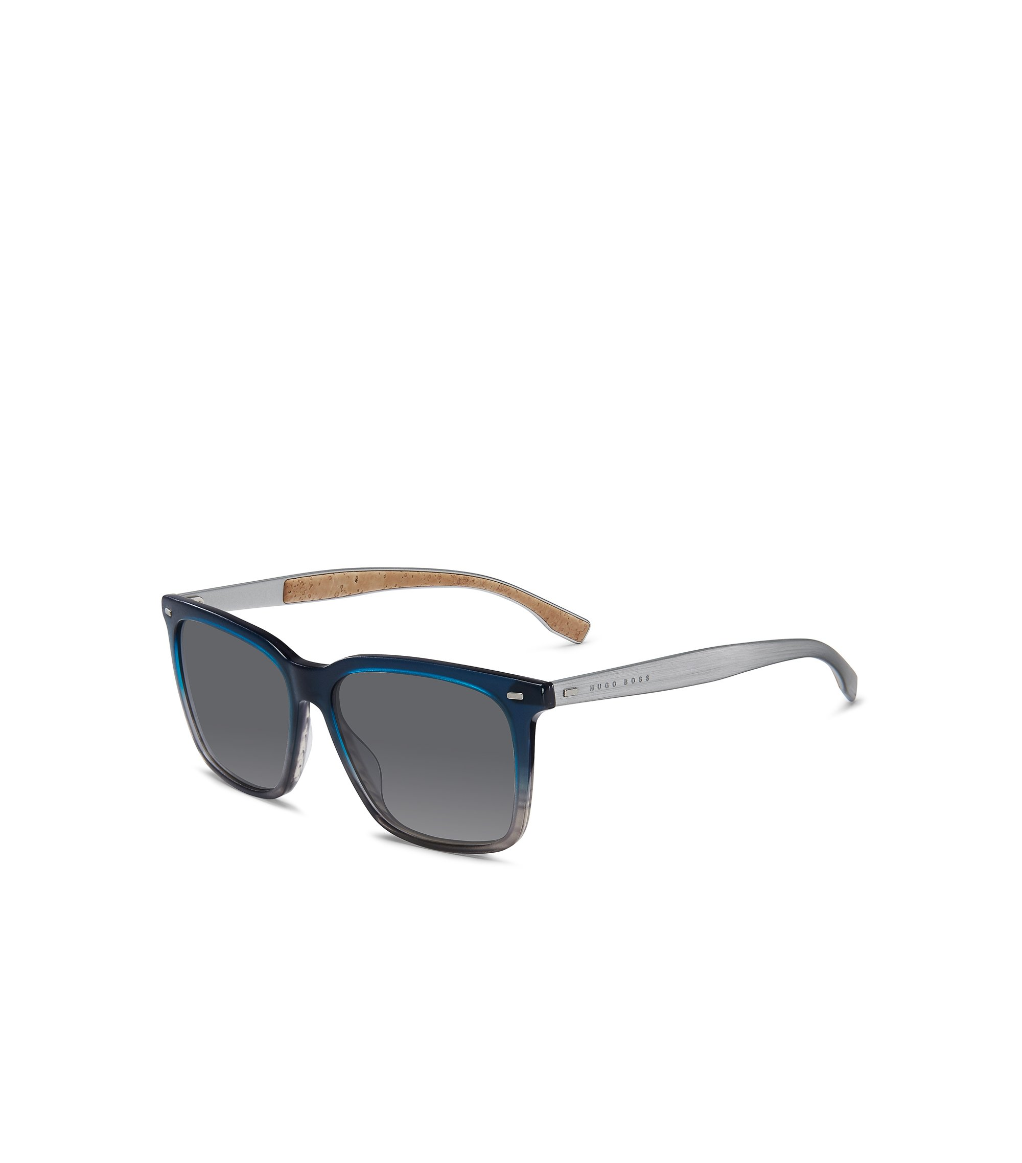 Grey Acetate Rectangular Sunglasses | BOSS 0883S, Assorted-Pre-Pack