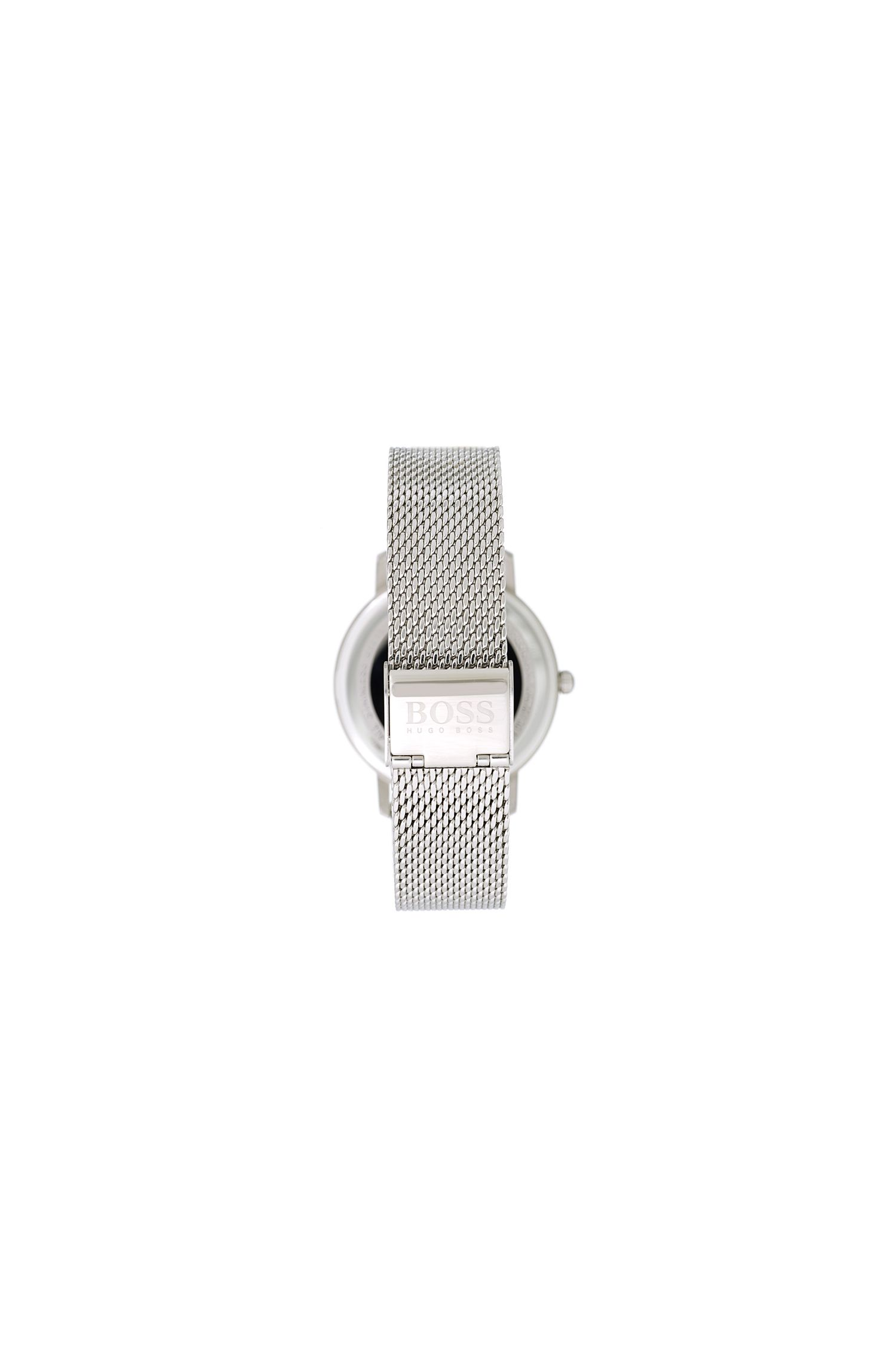 Stainless Steel Mesh Watch | 1513481, Assorted-Pre-Pack
