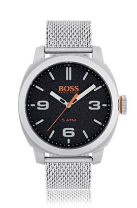 '1550013' | Mesh Bracelet Strap Quartz Watch, Assorted-Pre-Pack