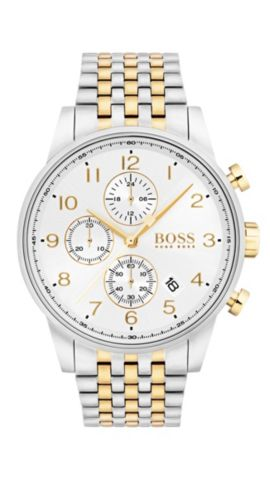 '1513499' | Navigator Classic, Stainless Steel Chronograph Watch, Assorted-Pre-Pack