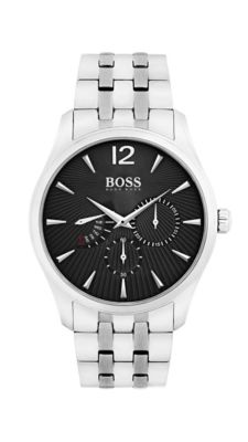 men s designer watches leather chronograph watches hugo boss® watches