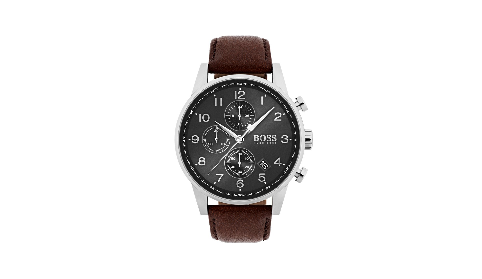 Navigator Classic, Leather Chronograph Watch | 1513494, Assorted-Pre-Pack