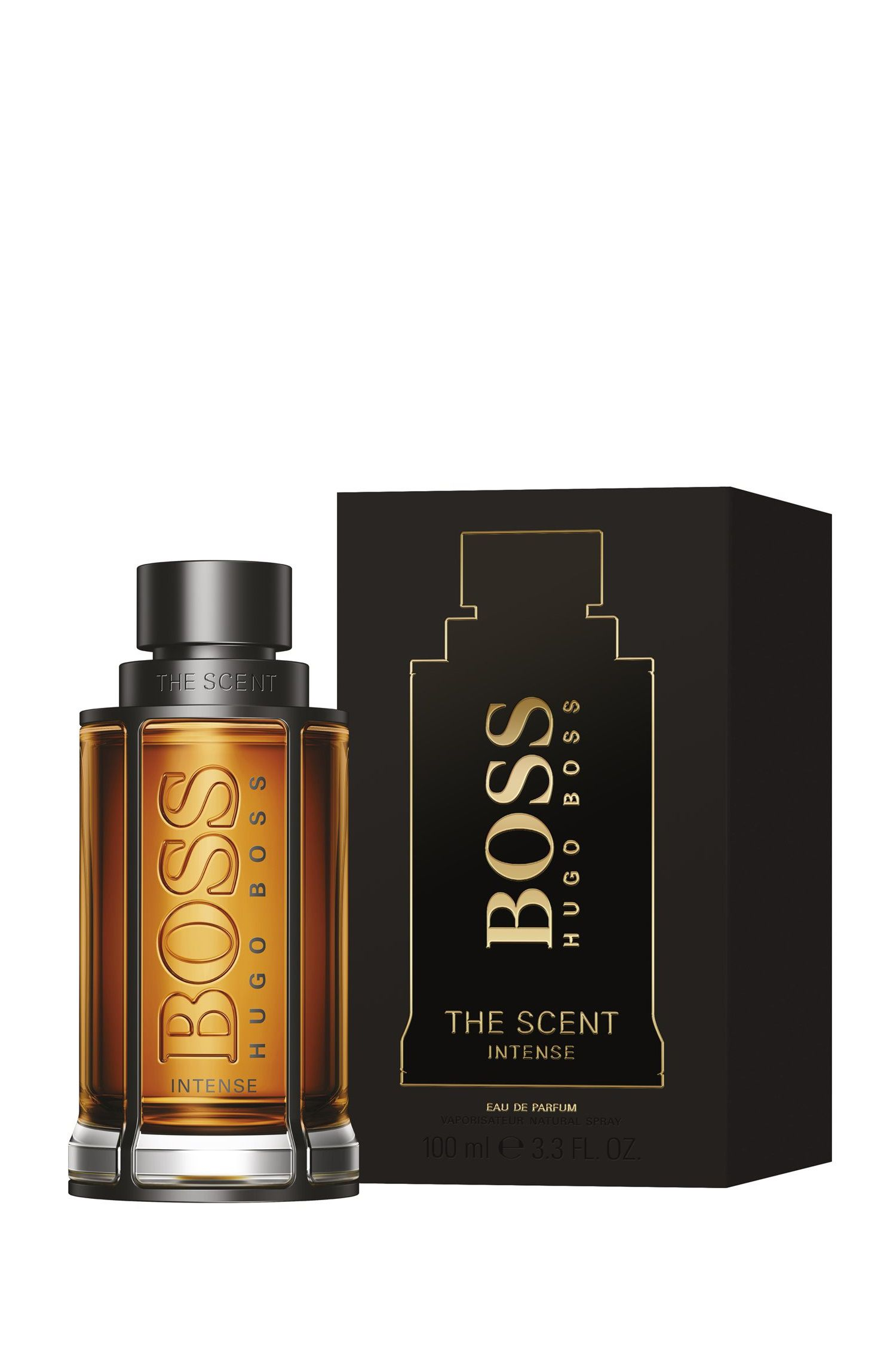 BOSS The Scent Intense for Him Eau de Parfum 100ml, Assorted-Pre-Pack