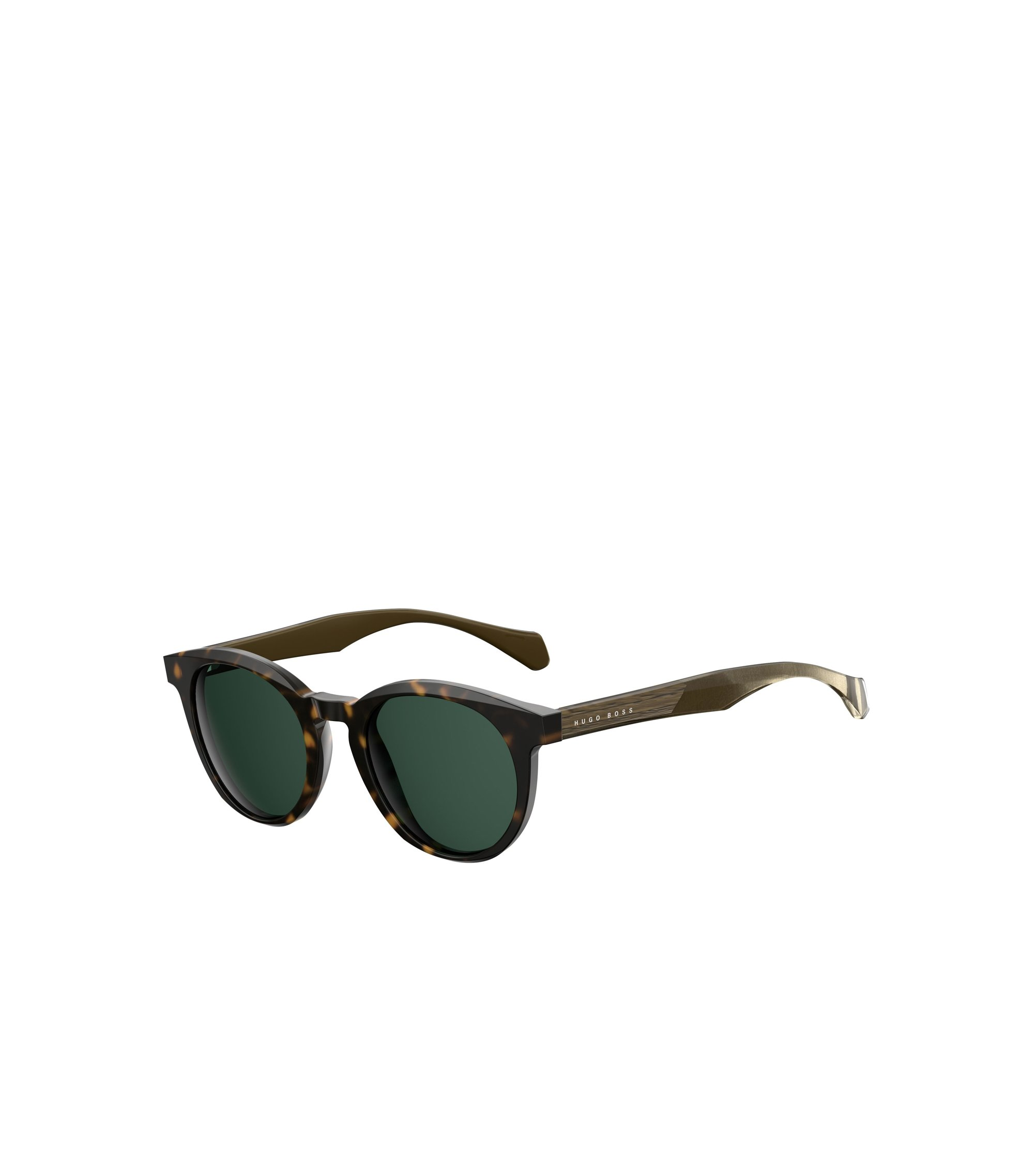 Black Acetate Round Sunglasses | BOSS 0912/S, Assorted-Pre-Pack