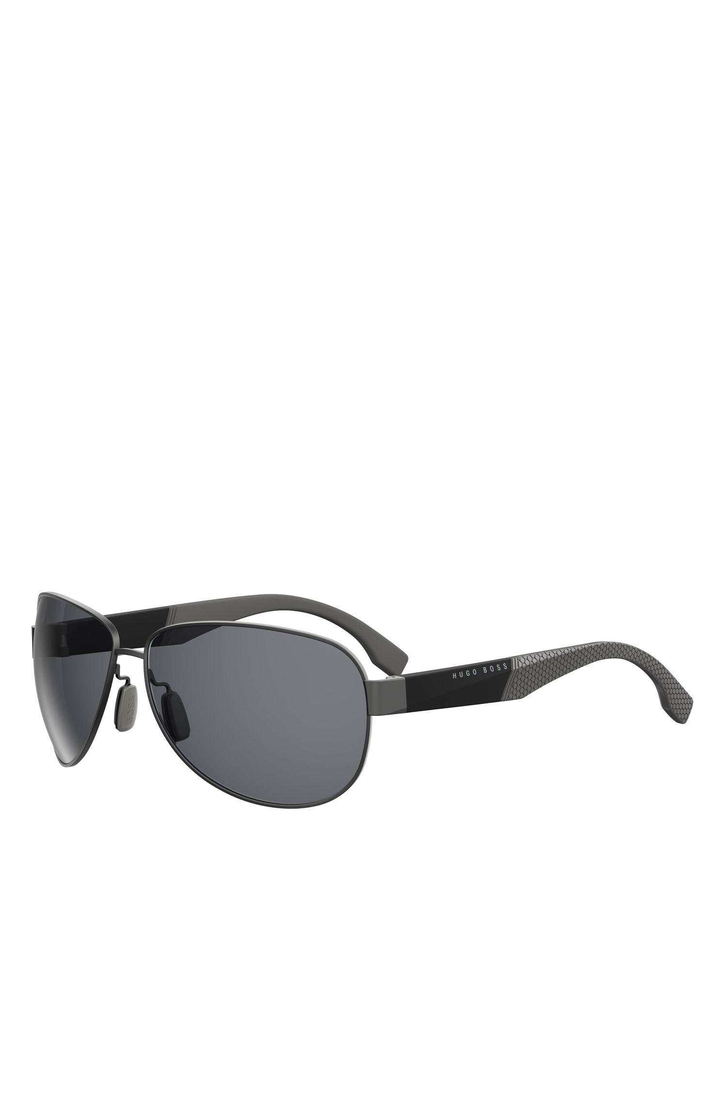 Black Aviator Sunglasses | BOSS 0915/S