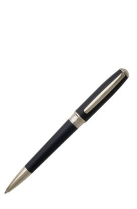 Essential Dark Blue Ballpoint Pen , Dark Blue