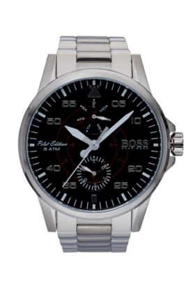 Aviator Casual Sport, Stainless Steel Watch | 1513518, Assorted-Pre-Pack
