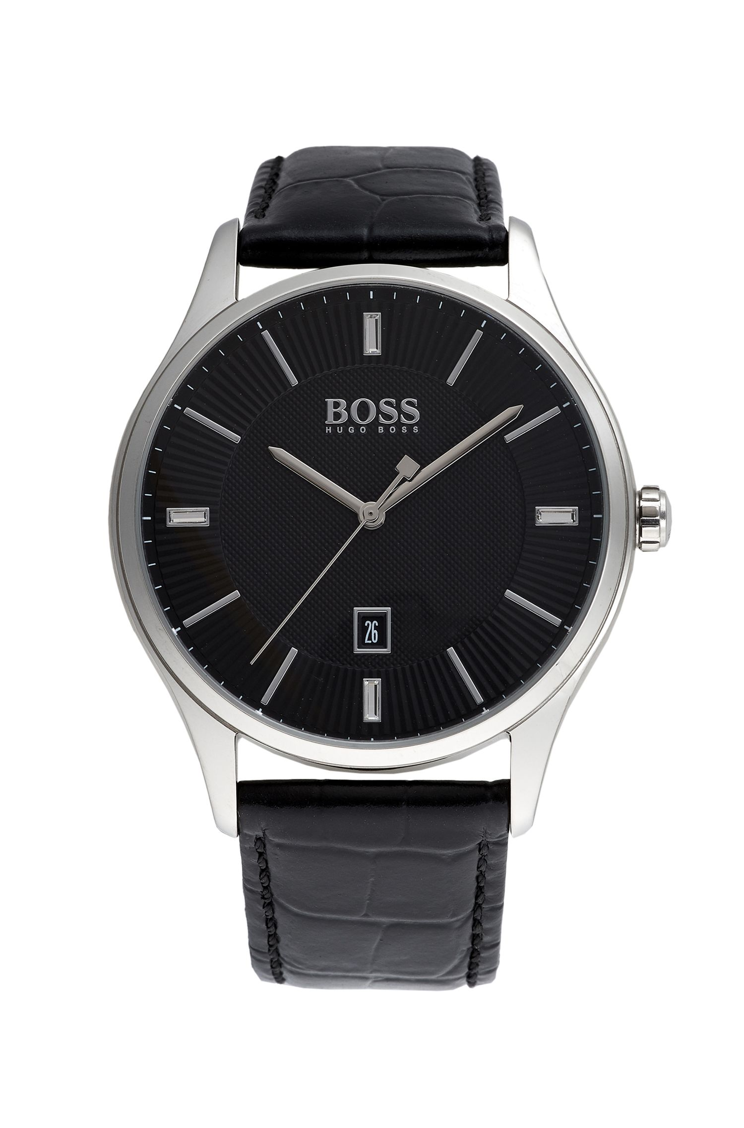 Govenor Casual Sport, Leather Strap Watch | 1513520