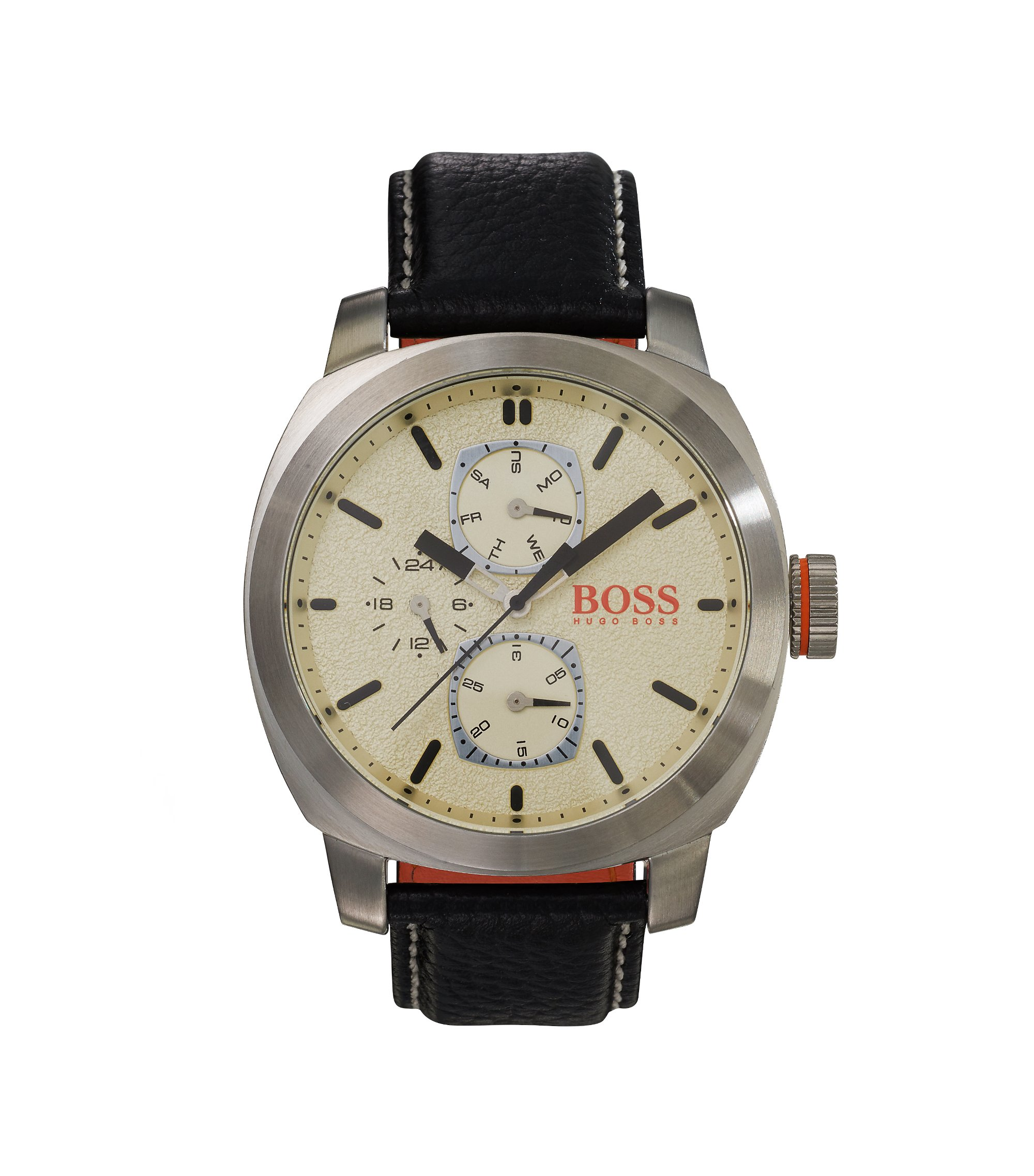 Cape Town Casual, Leather Strap Watch | 1550026, Assorted-Pre-Pack