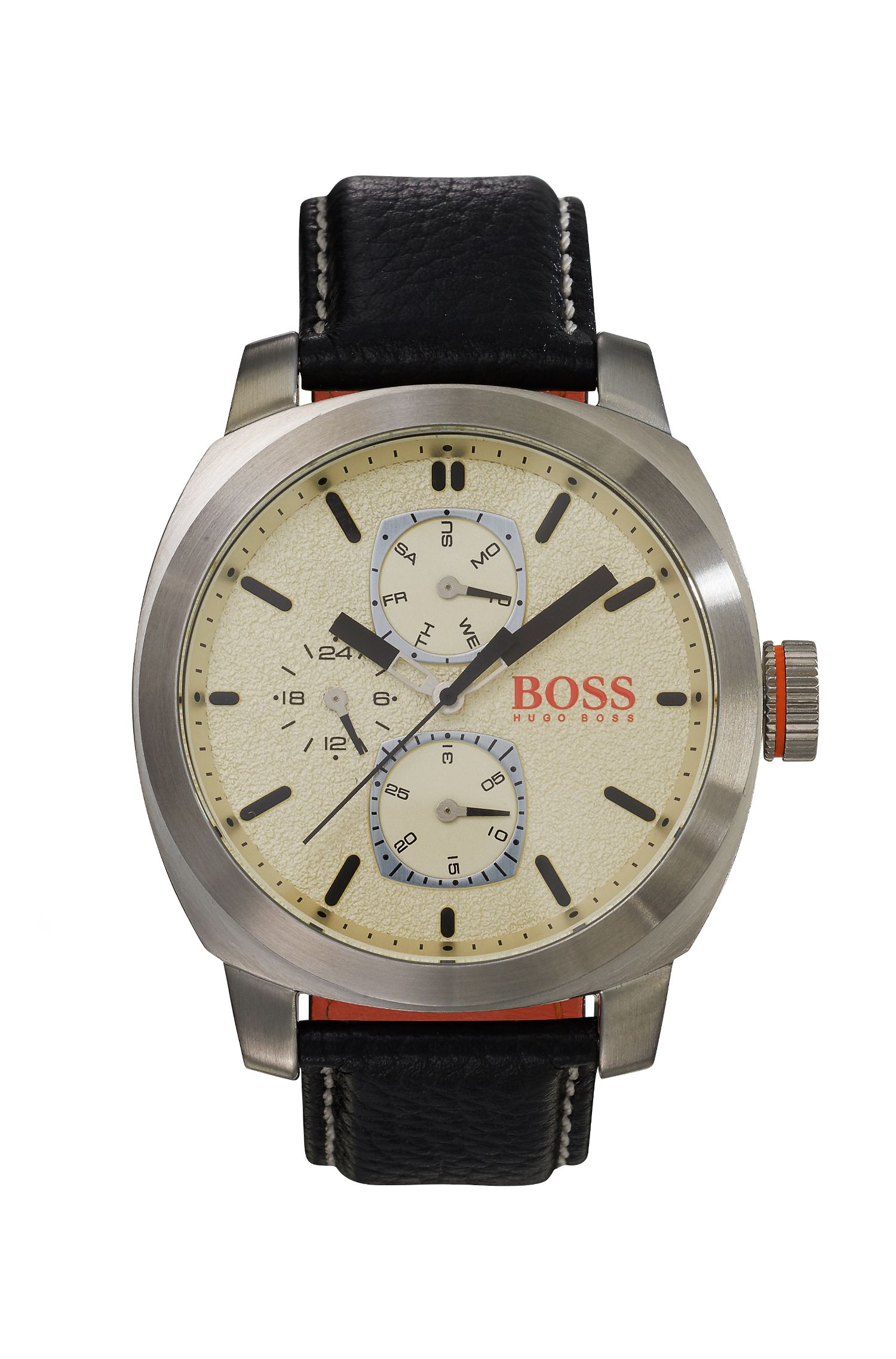 Cape Town Casual, Leather Strap Watch | 1550026