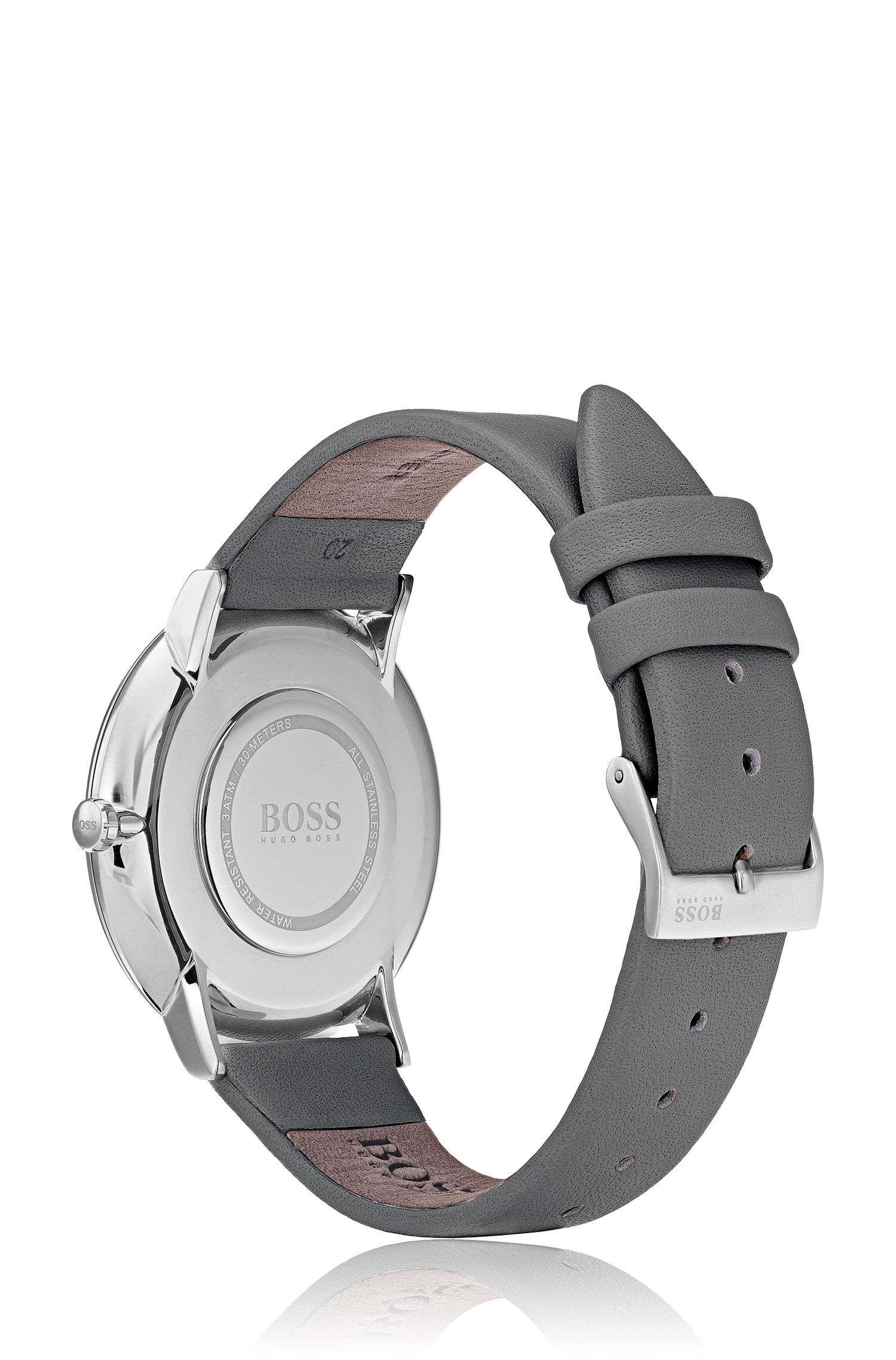 Jillian Classic, Leather Strap Watch | 1502413