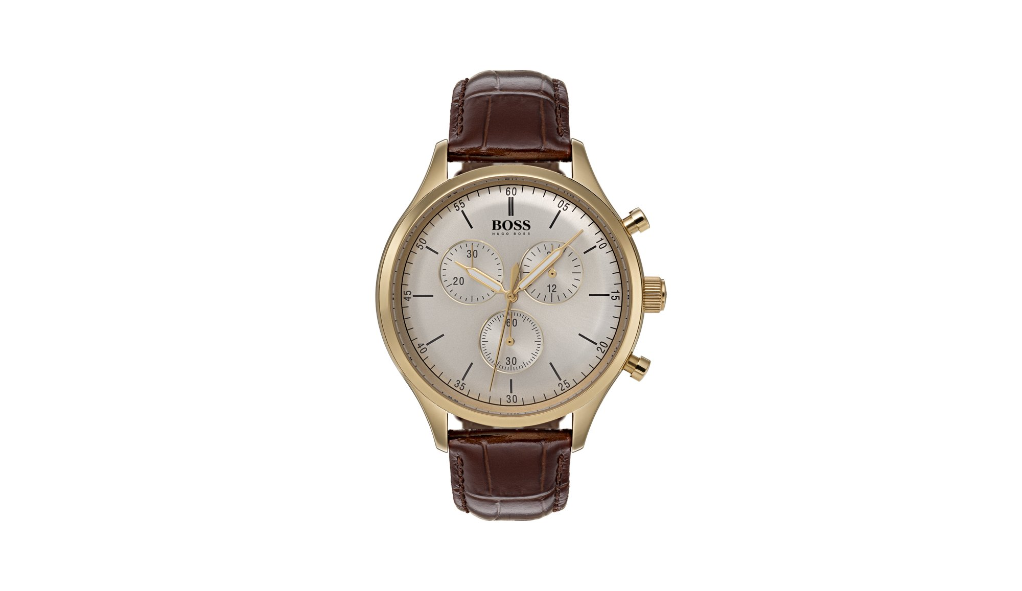 Companion, Leather Chronograph Watch | 1513545, Assorted-Pre-Pack