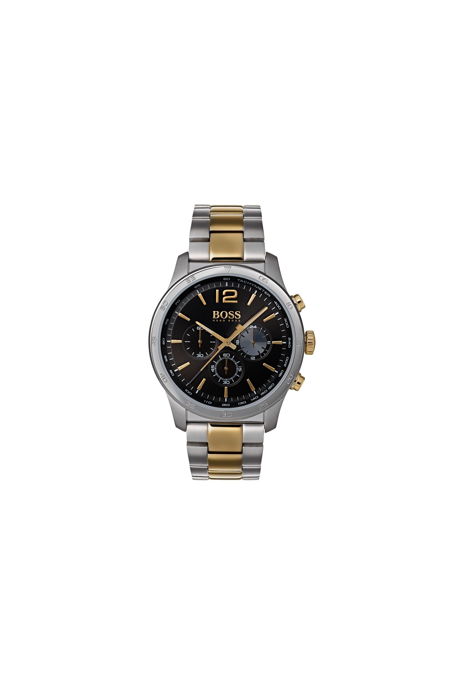 Professional, Stainless Steel Chronograph Watch   1513529
