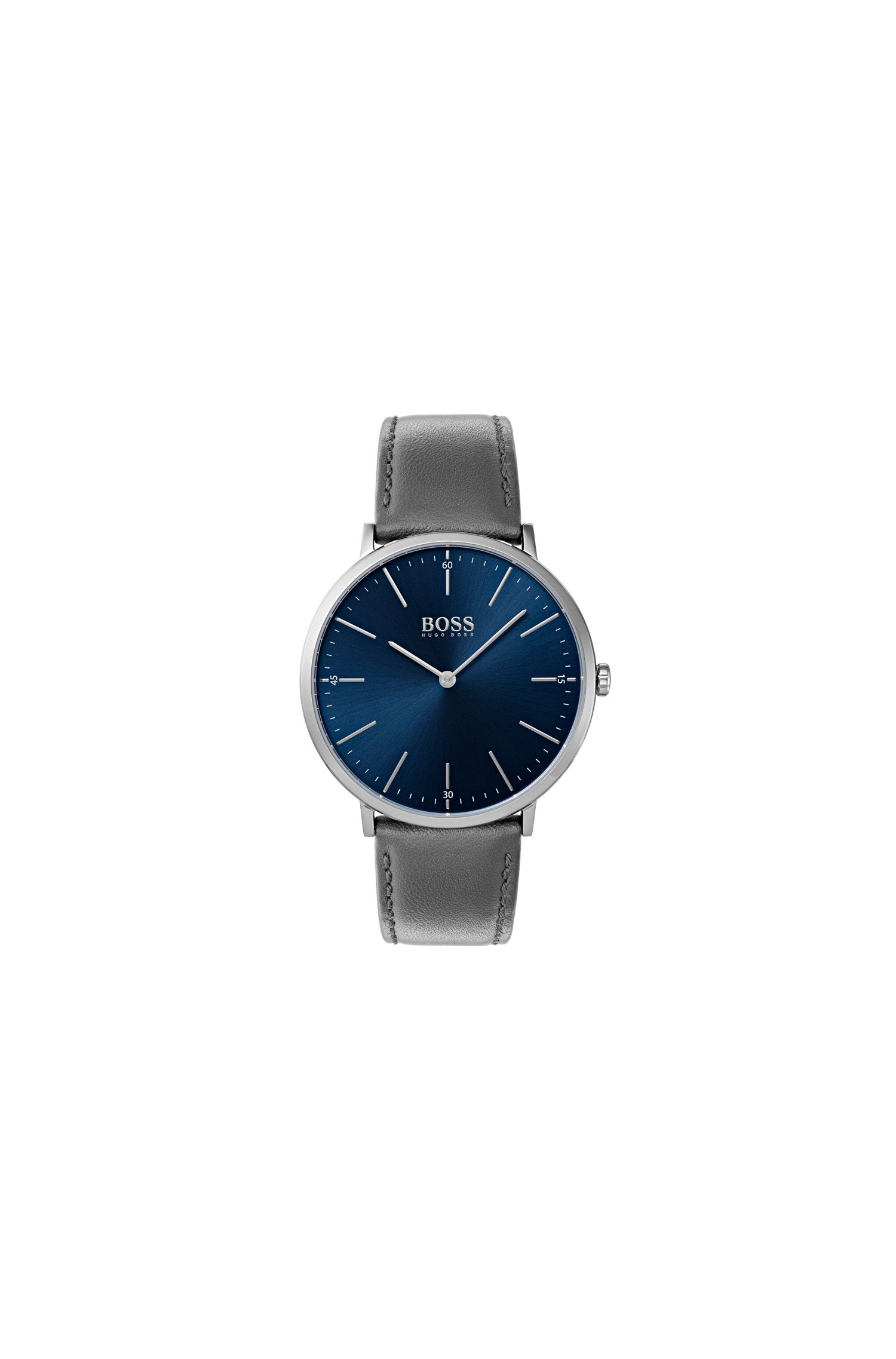 Horizon Leather Strap Watch | 151539