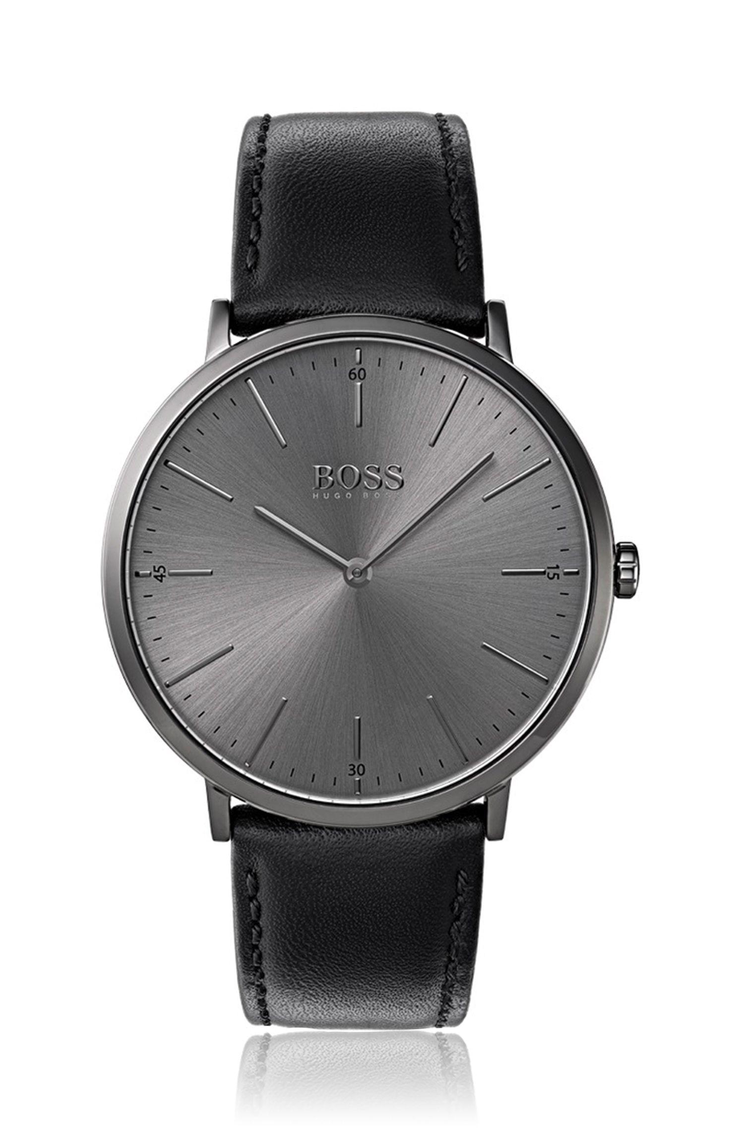 Horizon, Leather Strap Watch | 1513540