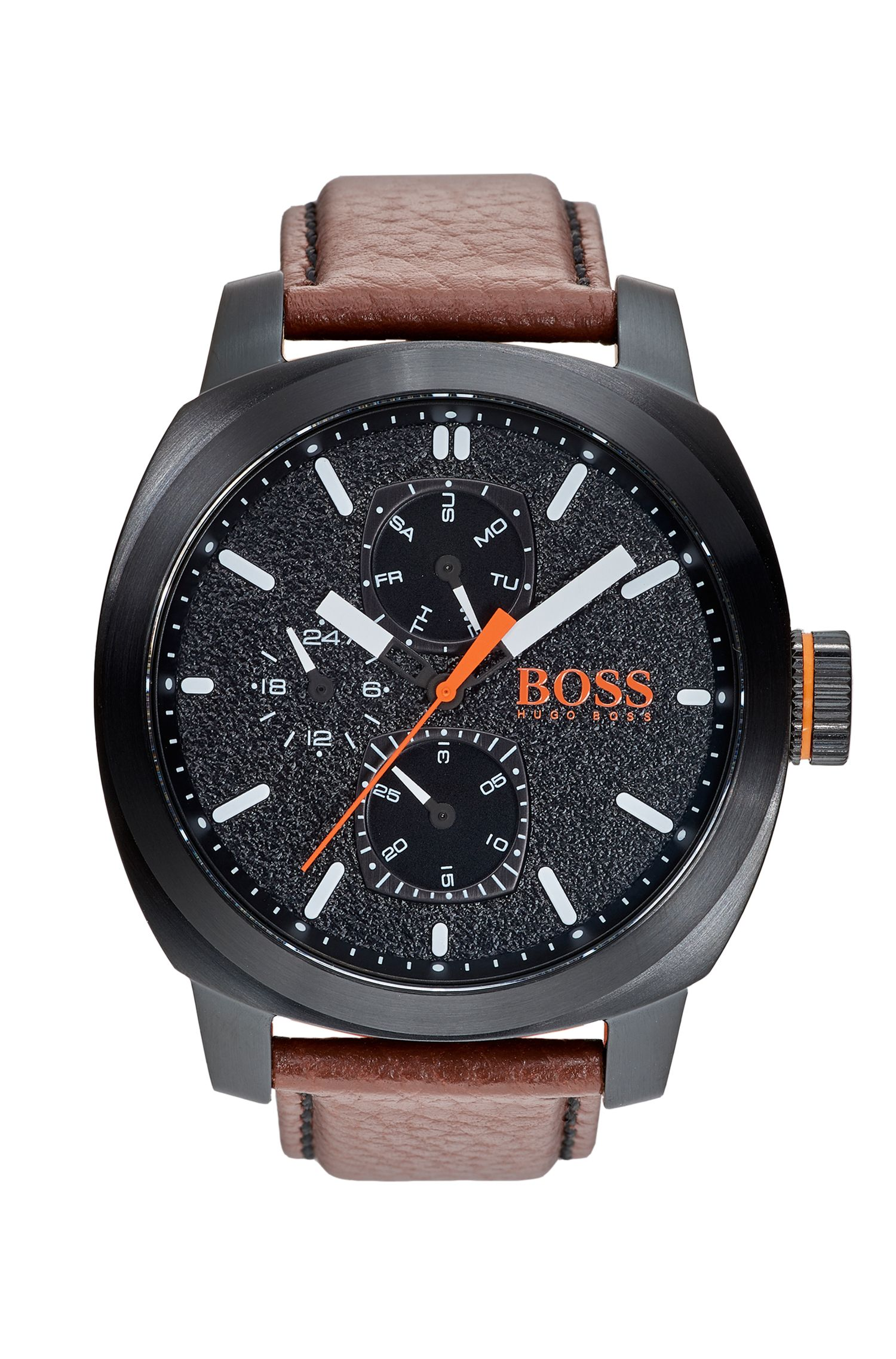 Cape Town Casual, Leather Strap Watch | 1550028, Assorted-Pre-Pack