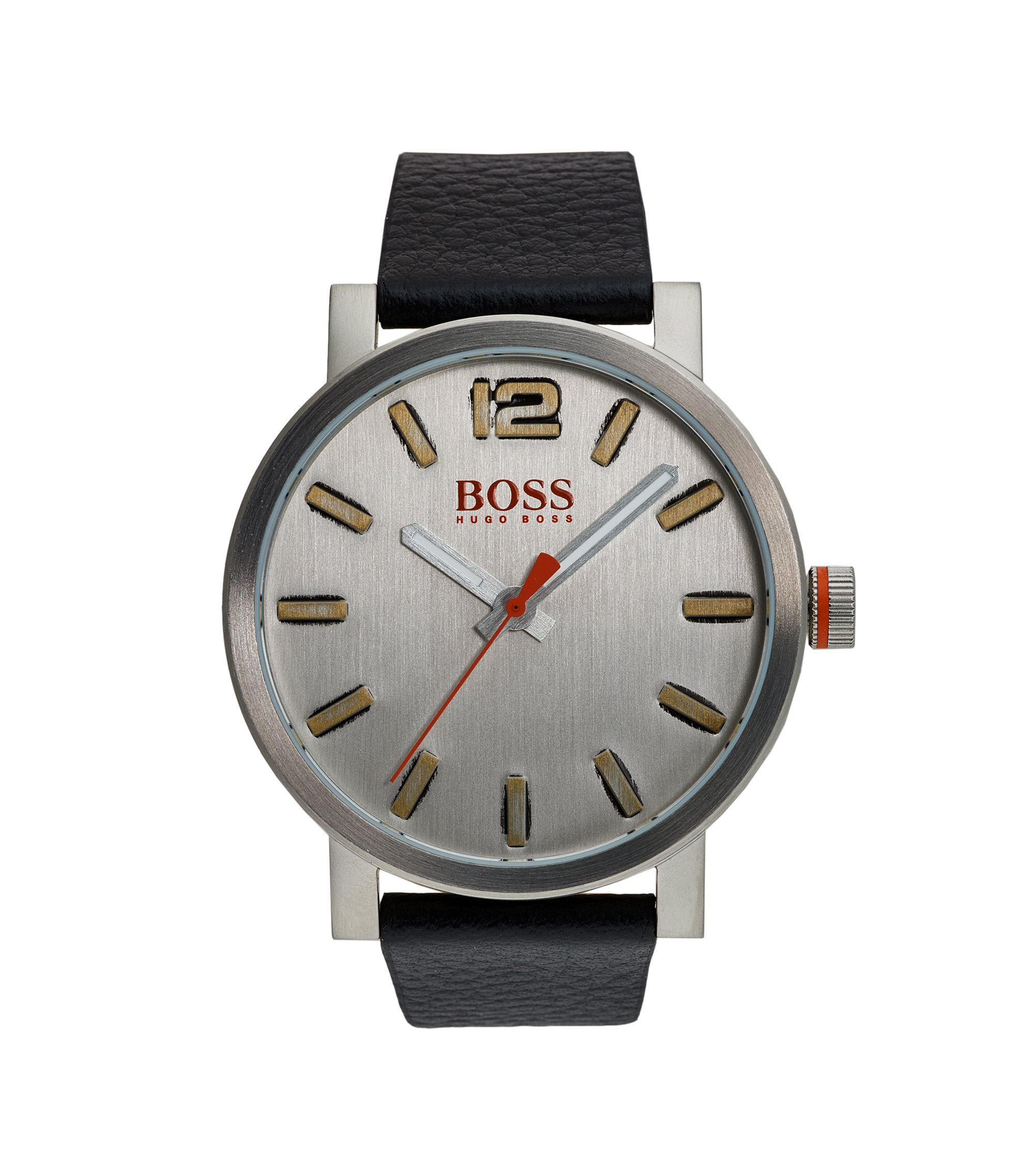 Bilbao Casual, Leather Strap Watch | 1550035, Assorted-Pre-Pack