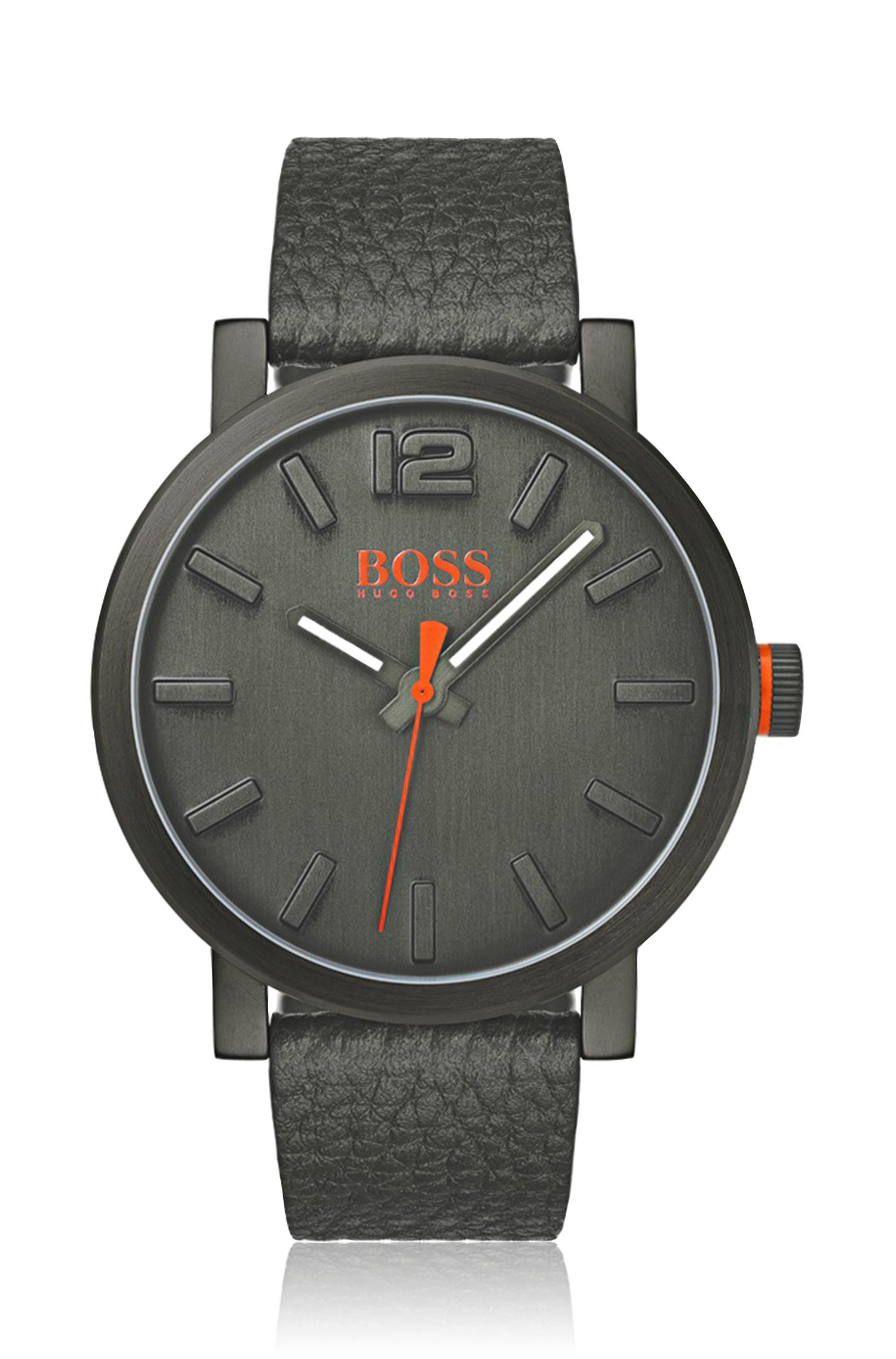 Bilbao Casual, Leather Strap Watch | 1550037