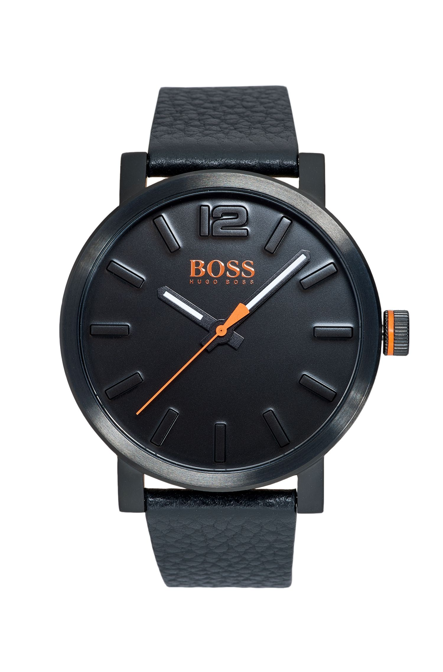 Bilbao Casual, Leather Strap Watch | 1550038