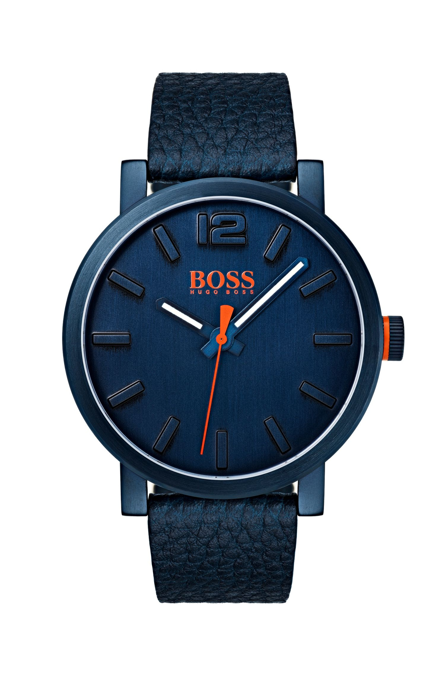 Bilbao Casual, Leather Strap Watch | 1550039