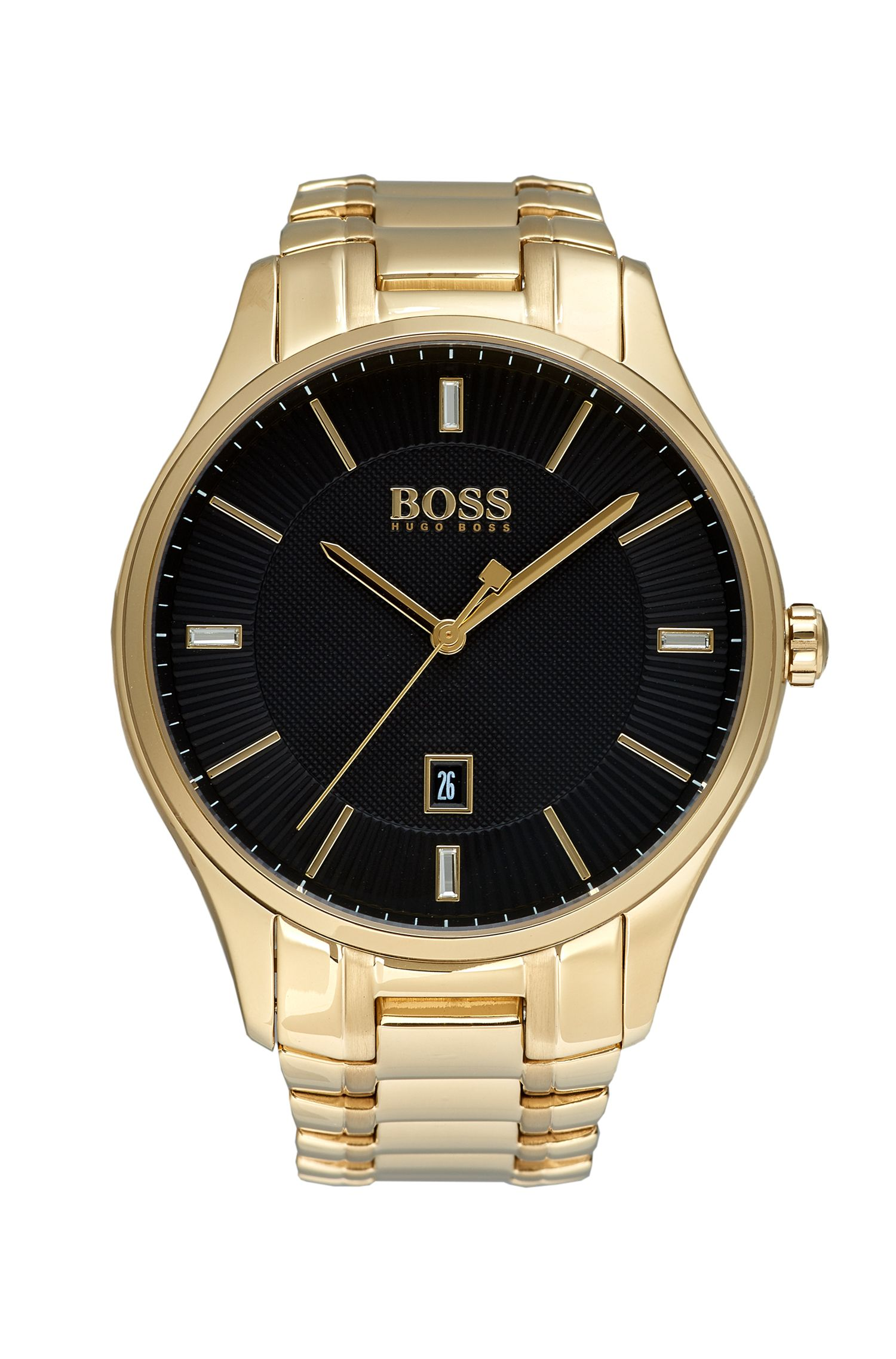 Govenor Casual Sport, Gold-Tone Steel Watch | 1513521