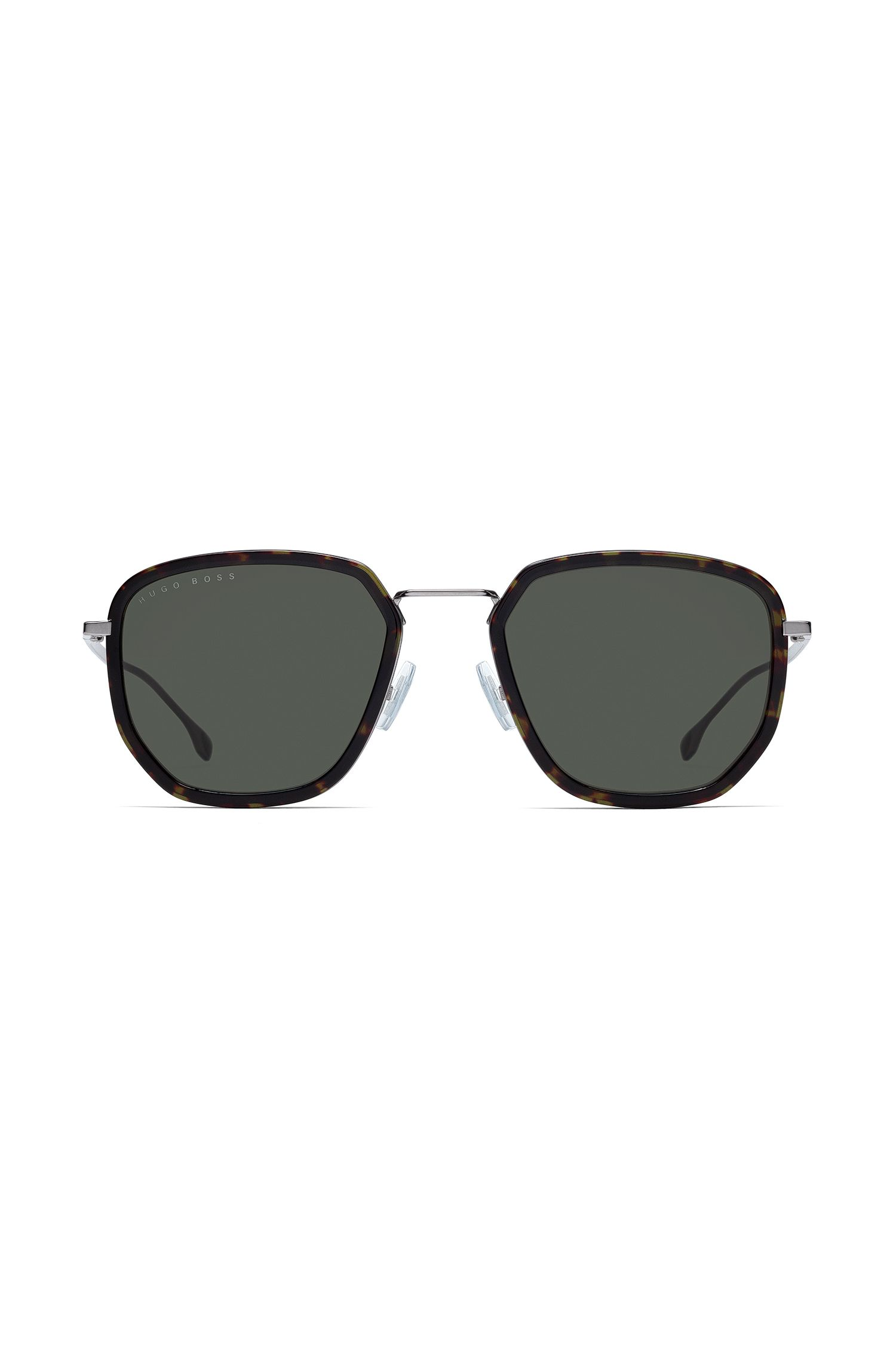 Havana sunglasses in lightweight titanium, Assorted-Pre-Pack