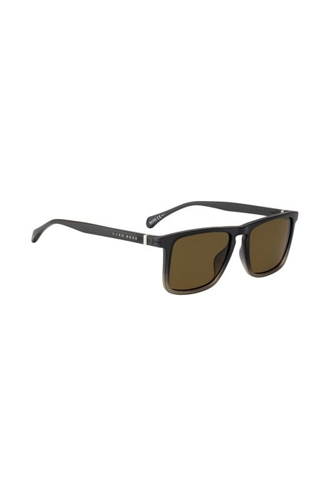 Optyl sunglasses with striped frames, Assorted-Pre-Pack