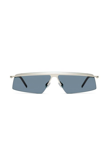 Retro-inspired sunglasses with super-thin temples, Assorted-Pre-Pack